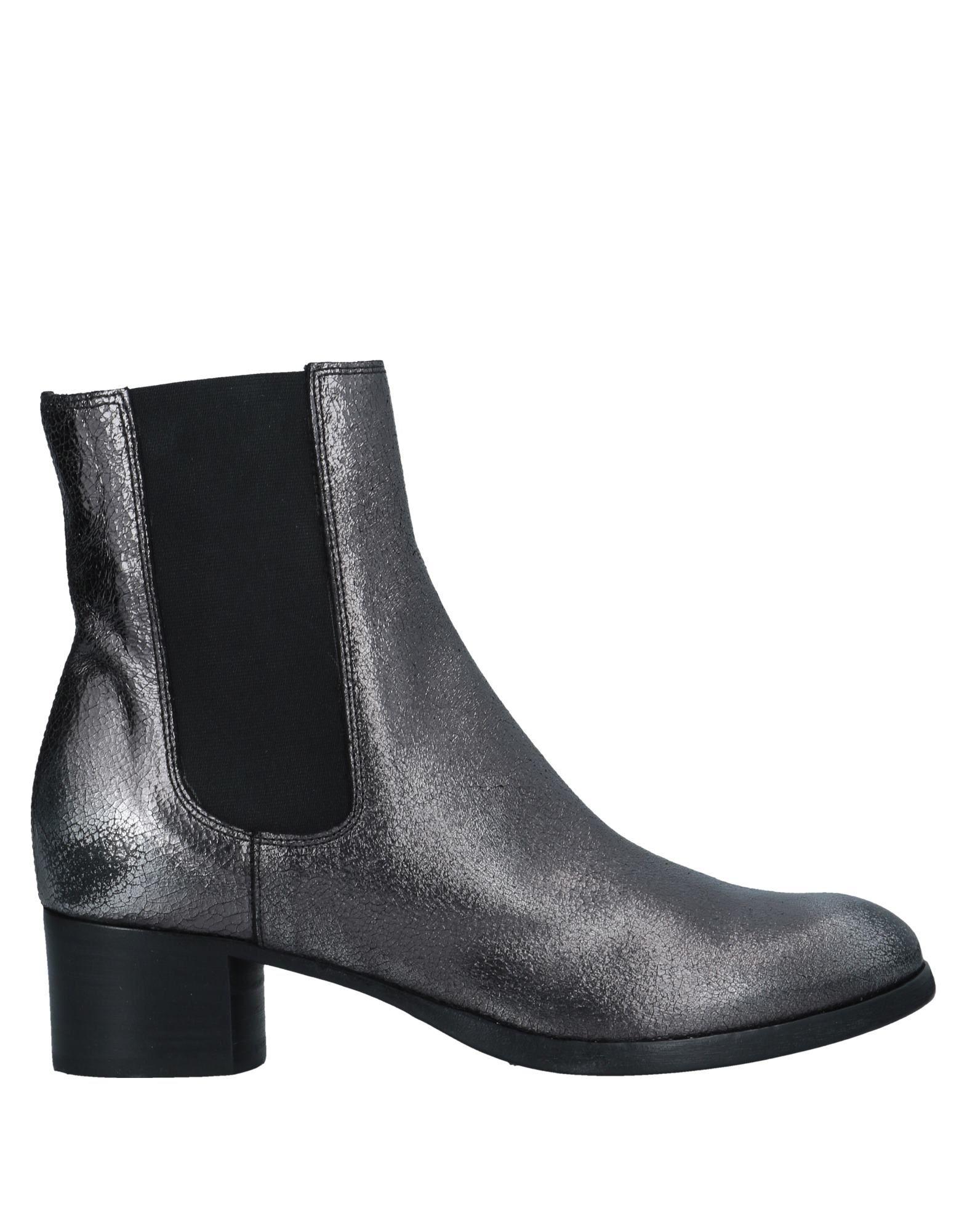 Bottillons Moma Femme - Bottillons Moma Argent Chaussures femme pas cher homme et femme
