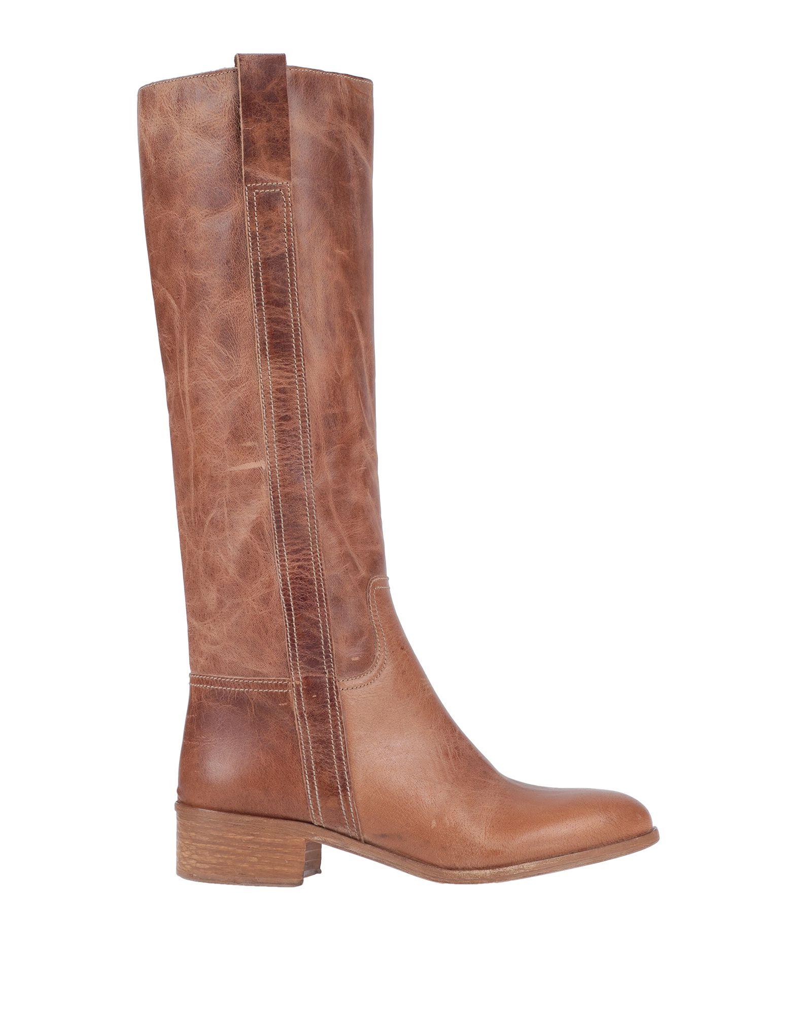 Rabatt Schuhe El Campero Stiefel Damen  11546484MF
