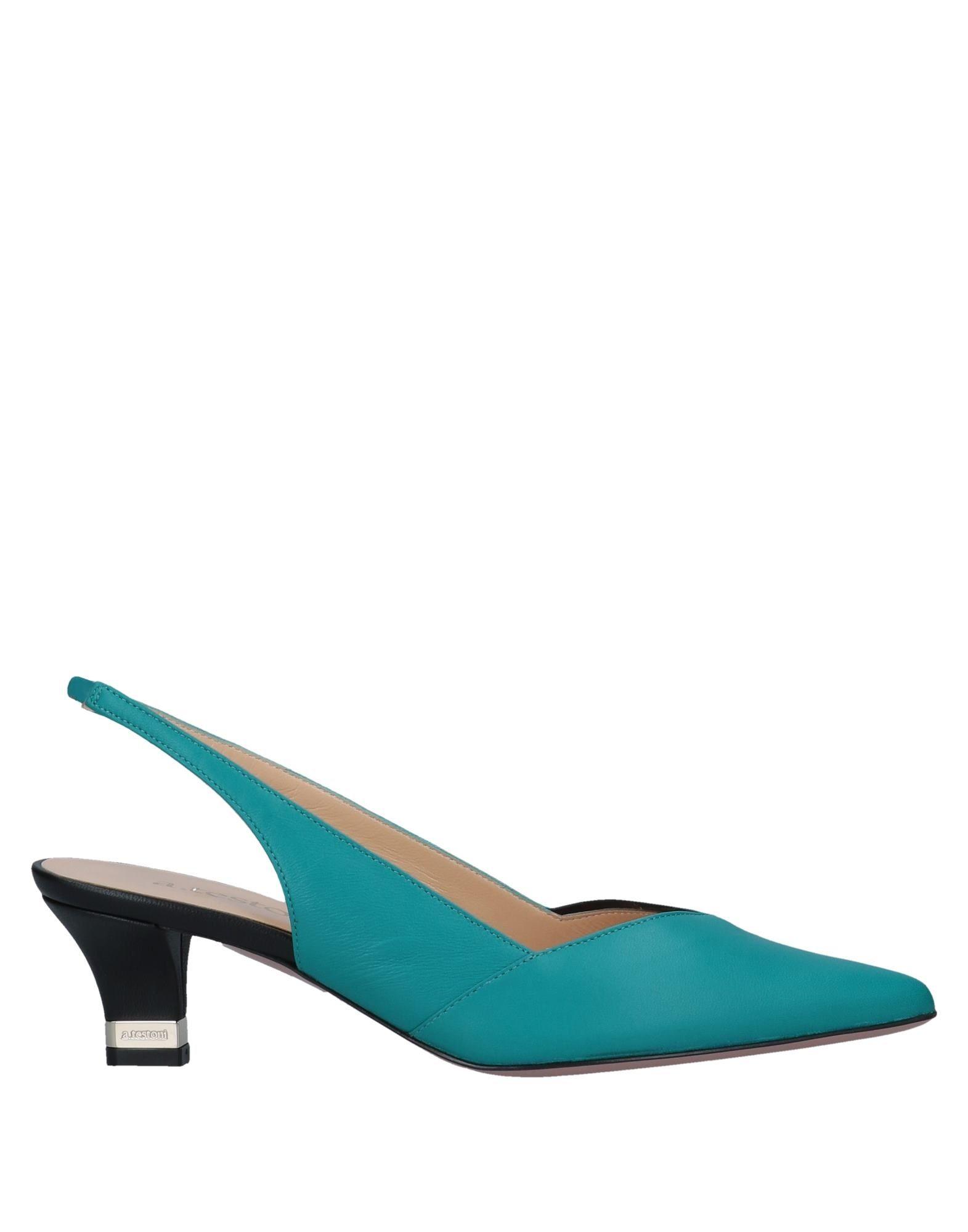 Stilvolle billige Schuhe A.Testoni Pumps Damen  11546556GX