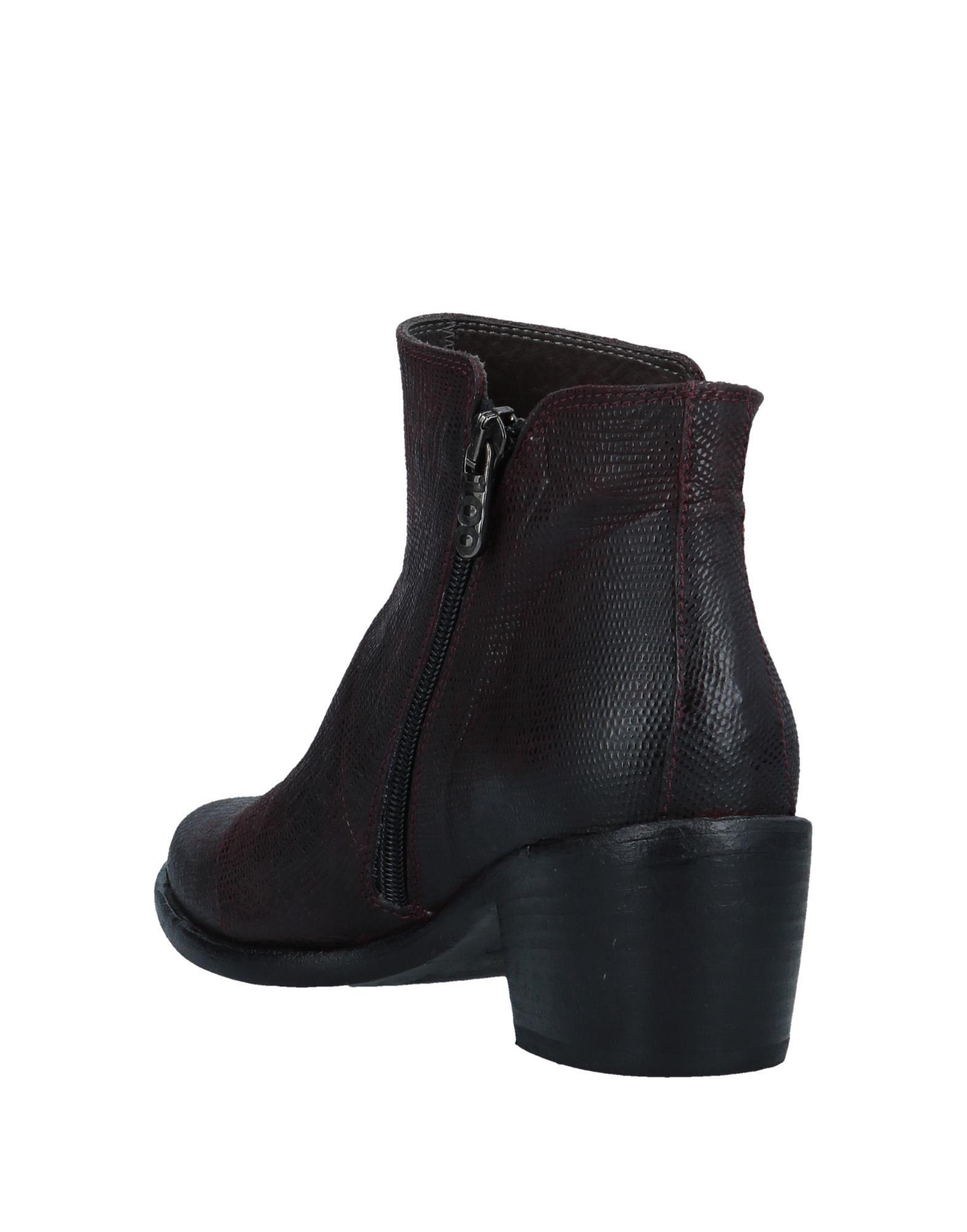 Gut um billige Damen Schuhe zu tragenHundred 100 Stiefelette Damen billige  11546674EW 4e0f18