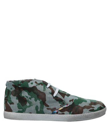 Los últimos zapatos de hombre y mujer Botín Le Crown Hombre - Botines Le Crown - 11546688DW Verde