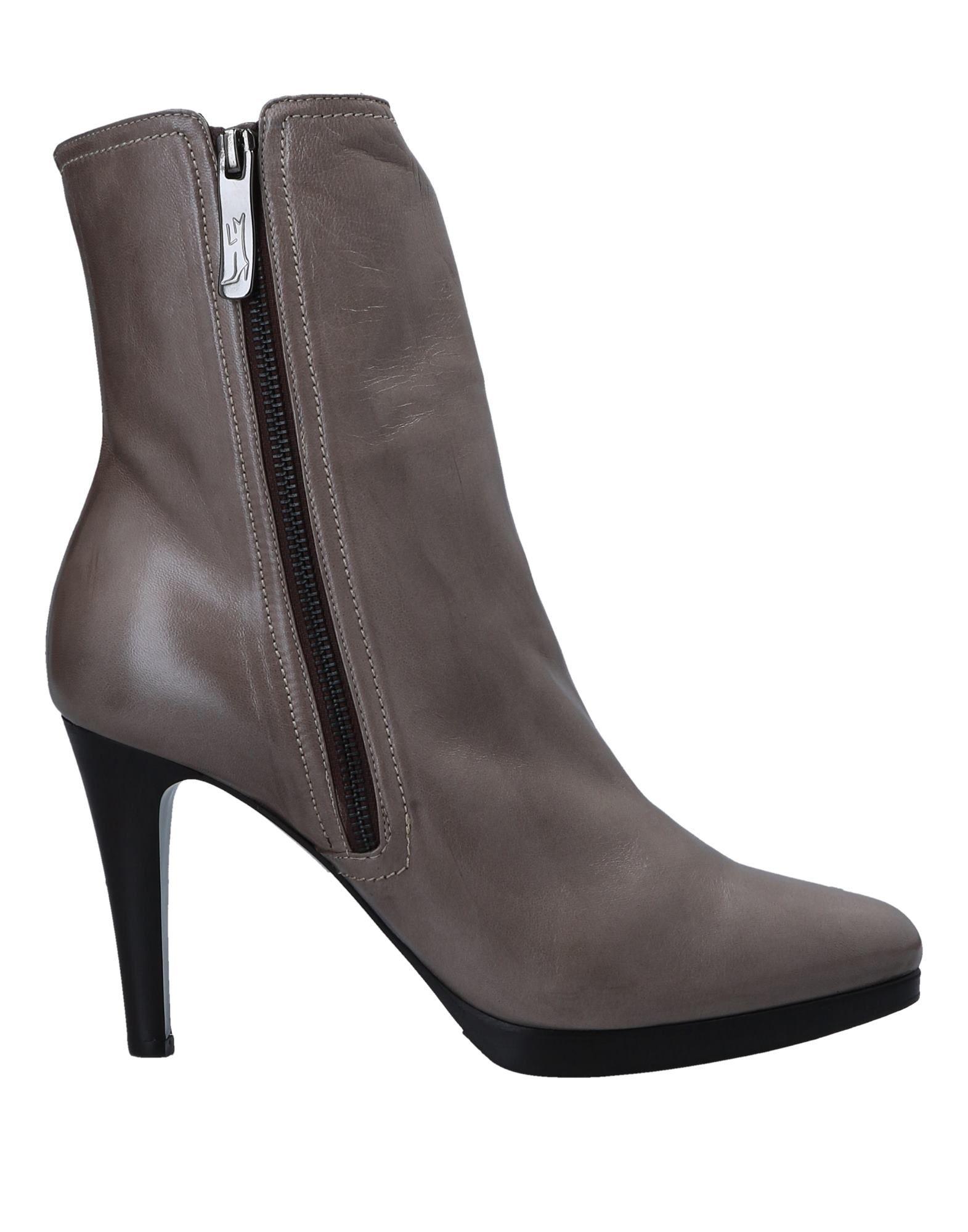 Stilvolle billige Schuhe Lorenzo Masiero Stiefelette Damen  11546775DC