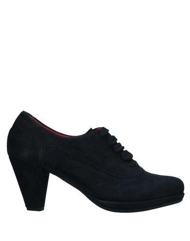 Descuento por tiempo limitado Zapato De Cordones Pas De Rouge Mujer - Zapatos De Cordones Pas De Rouge - 11546927XK Negro