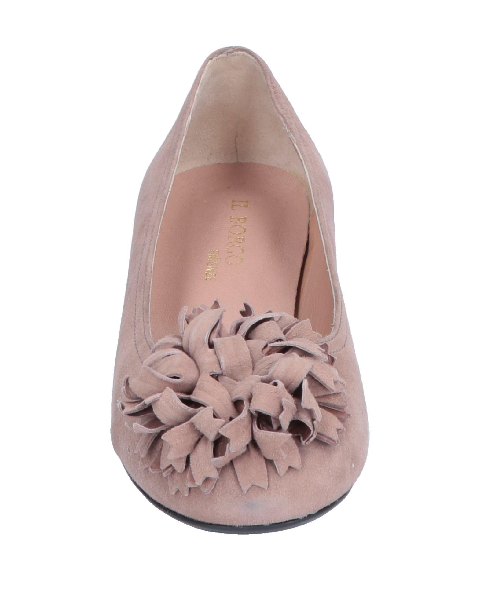 Il Borgo Firenze Ballerinas Damen  Schuhe 11547354BP Gute Qualität beliebte Schuhe  729585
