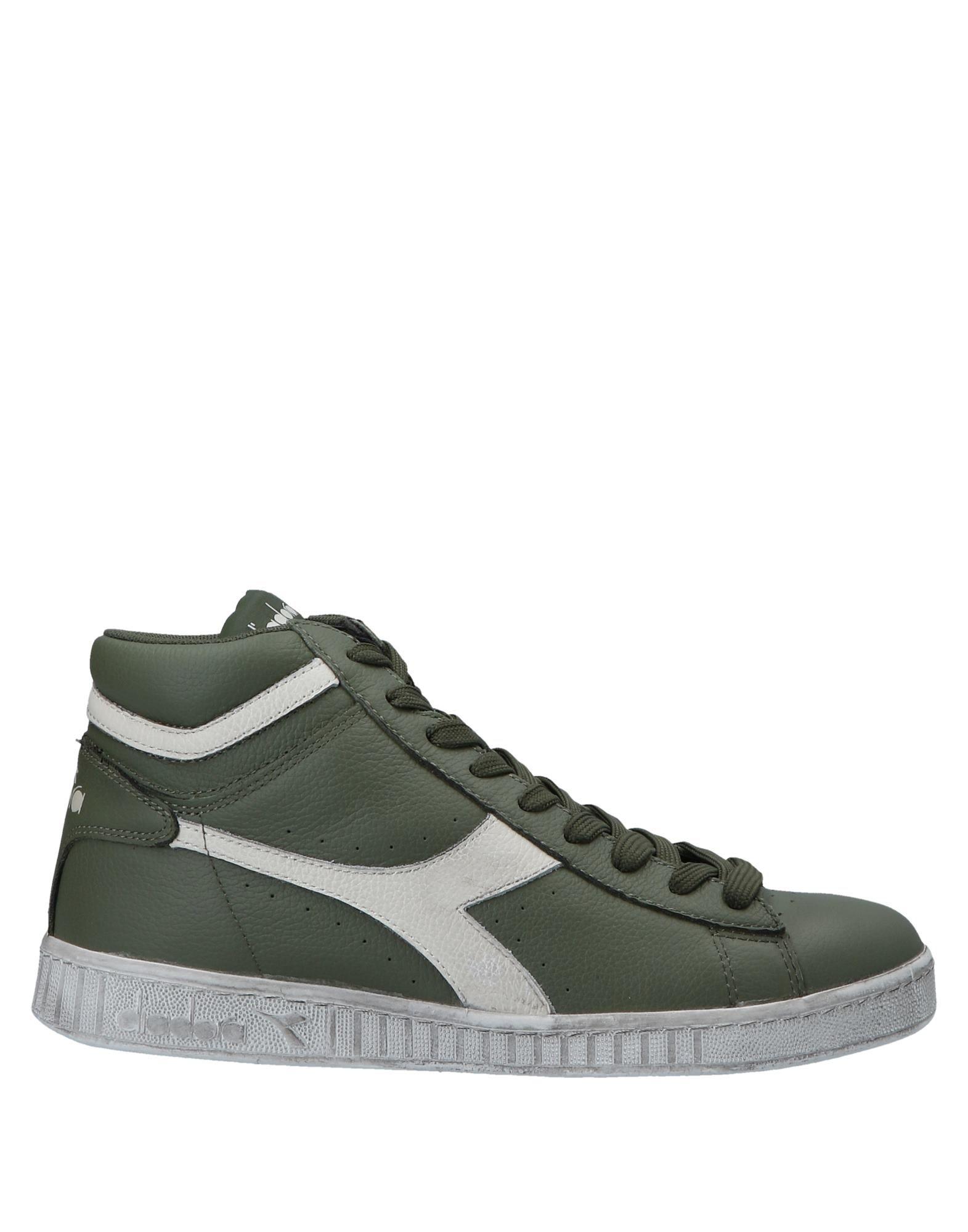 Rabatt echte Schuhe Diadora Sneakers Herren  11547429RK