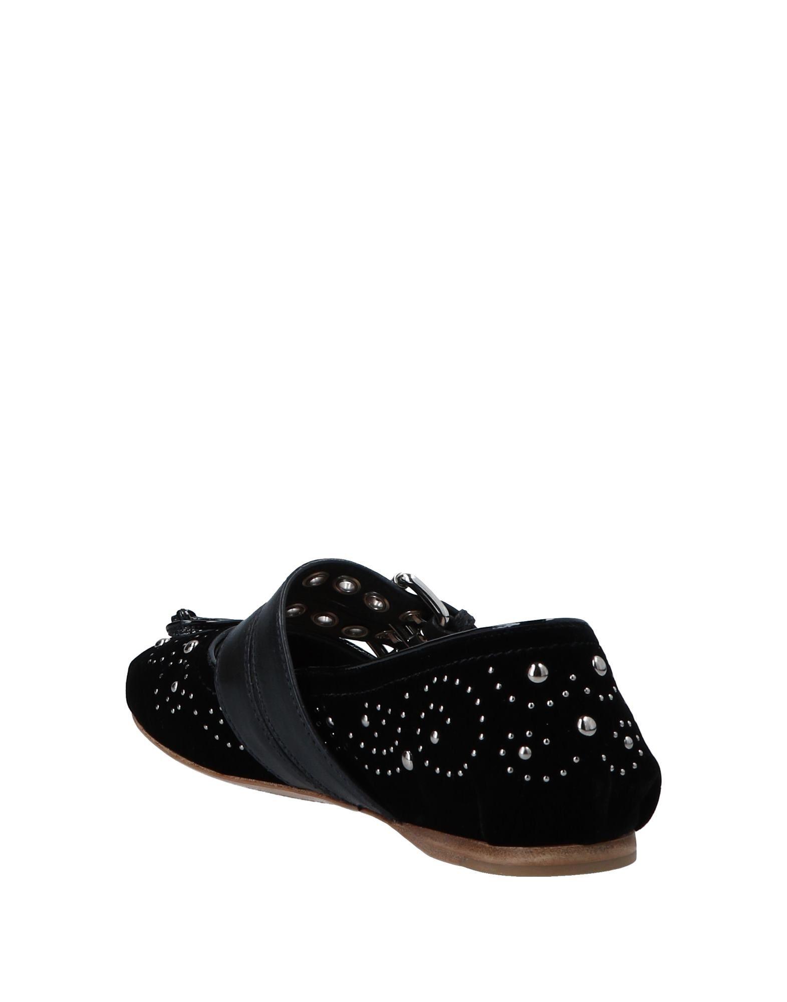 Miu  Miu Ballerinas Damen  Miu 11547511WXGünstige gut aussehende Schuhe cb107e