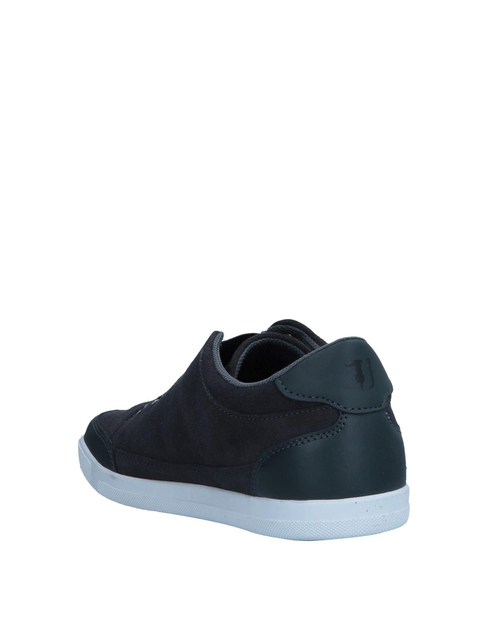 Rabatt Sneakers echte Schuhe Trussardi Jeans Sneakers Rabatt Herren  11547681PK e1dfb3