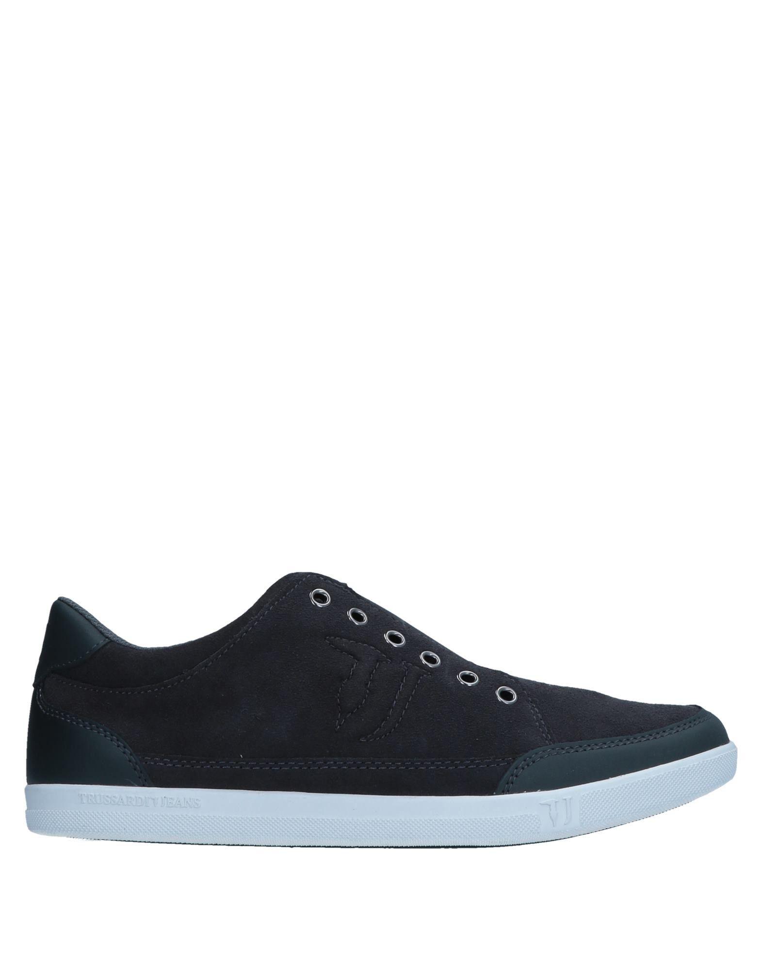 Trussardi on Jeans Sneakers - Men Trussardi Jeans Sneakers online on Trussardi  Canada - 11547681PK 6b6b8a
