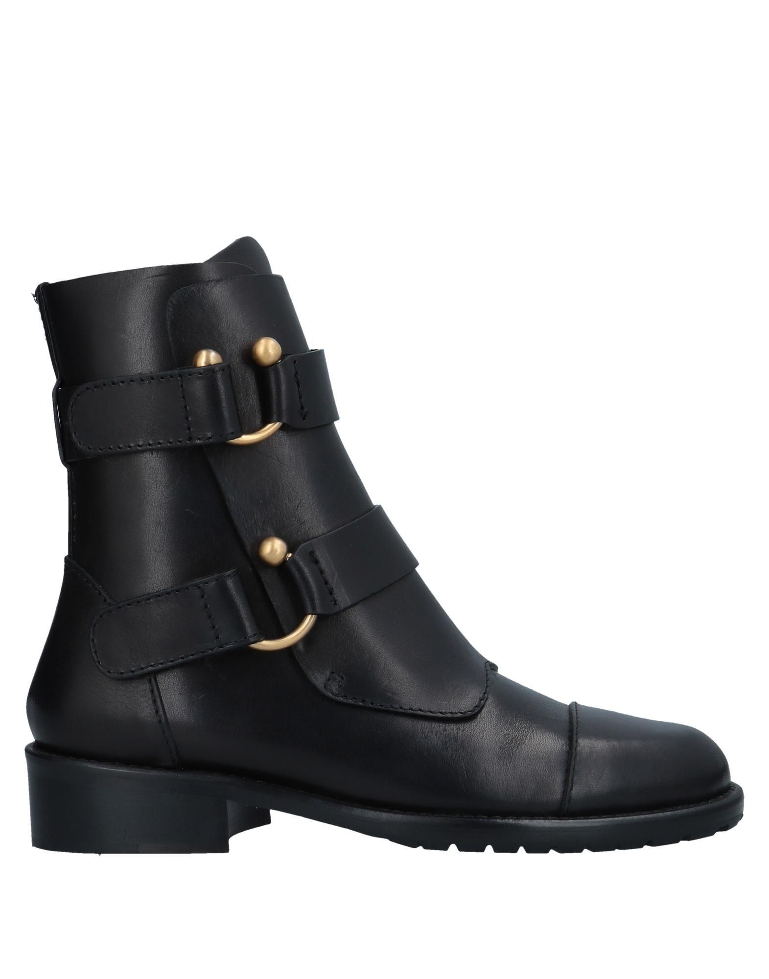 Rabatt Schuhe Red(V) Stiefelette Damen  11547922FQ