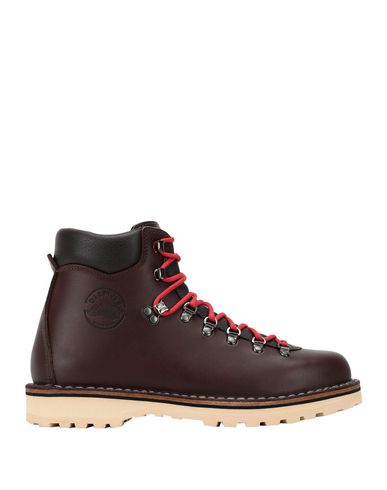 DIEMME Roccia Vet Leather Boots in Brown