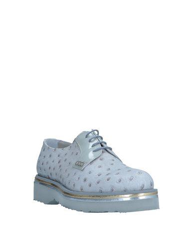 1962 Clair Gris Lacets Chaussures Marechiaro À HZdwpqna