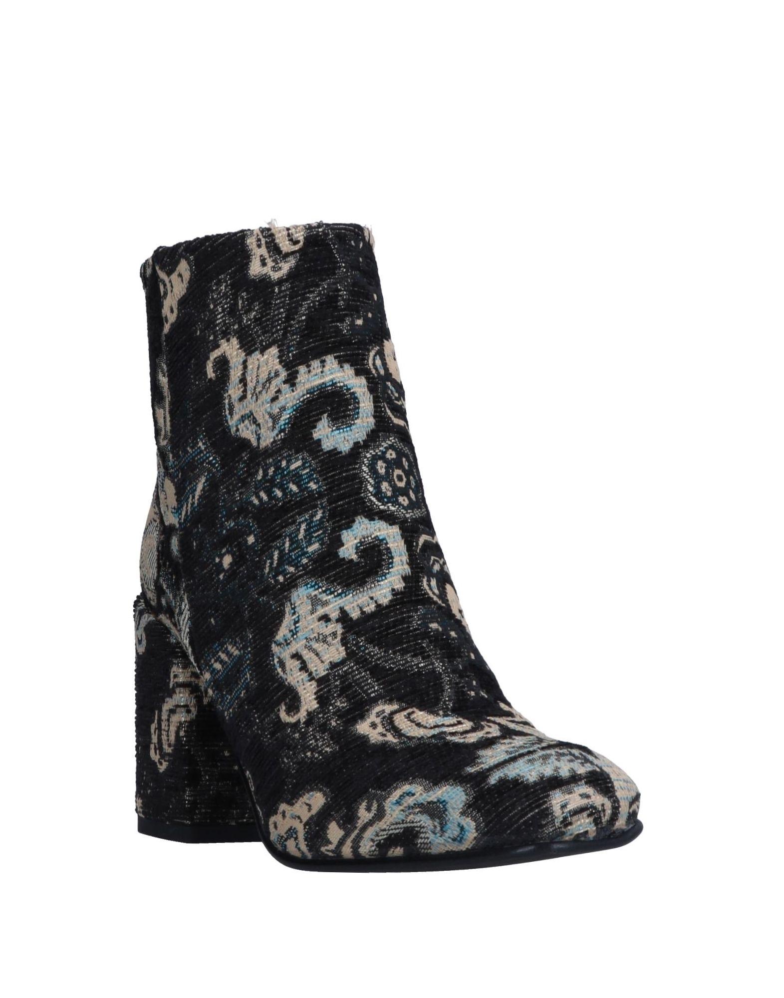 Gut um billige Schuhe  zu tragenEmanuélle Vee Stiefelette Damen  Schuhe 11548270NE 8c4059