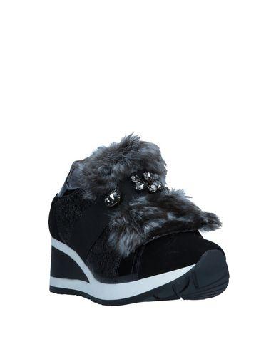 Asylum Sneakers Donna Scarpe Nero