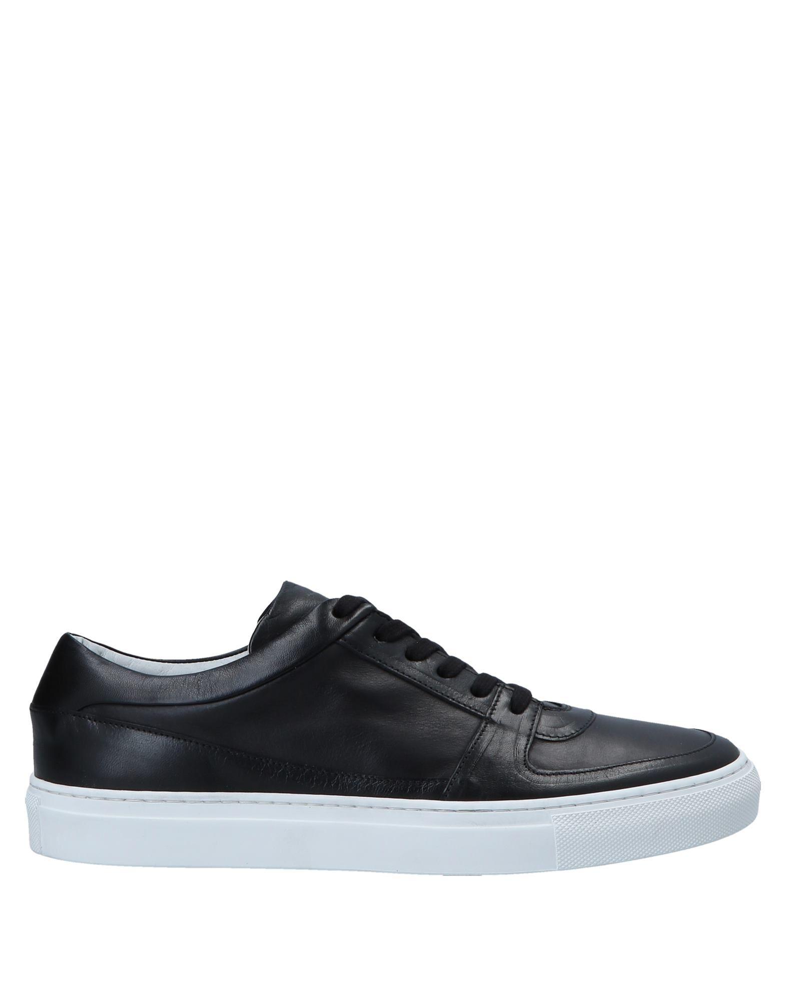 Sneakers Fabiano Ricci Homme - Sneakers Fabiano Ricci  Noir Dernières chaussures discount pour hommes et femmes