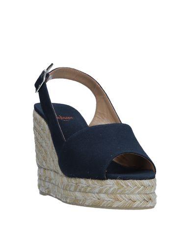 Sandali Scuro Donna Castañer Scarpe Blu