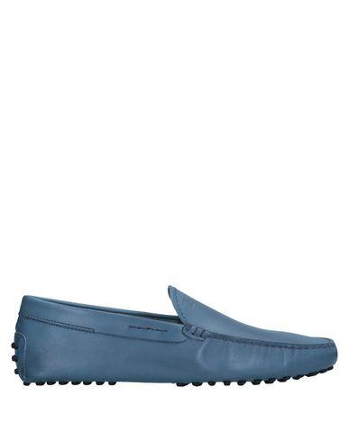 Zapatos de hombres y mujeres de moda casual Mocasín Tod's Hombre - Mocasines Tod's - 11548489OV Gris perla