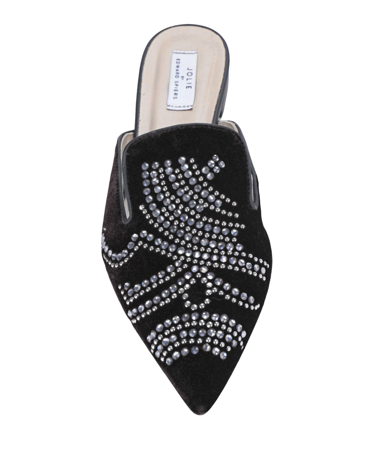 Jolie By Edward Spiers Pantoletten Damen beliebte  11548568OO Gute Qualität beliebte Damen Schuhe f60f27