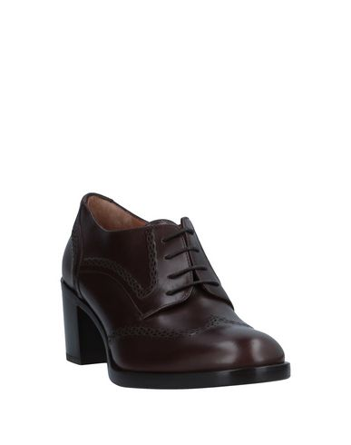 Moka Chaussures Lacets Rossetti À Fratelli Xwpqza7