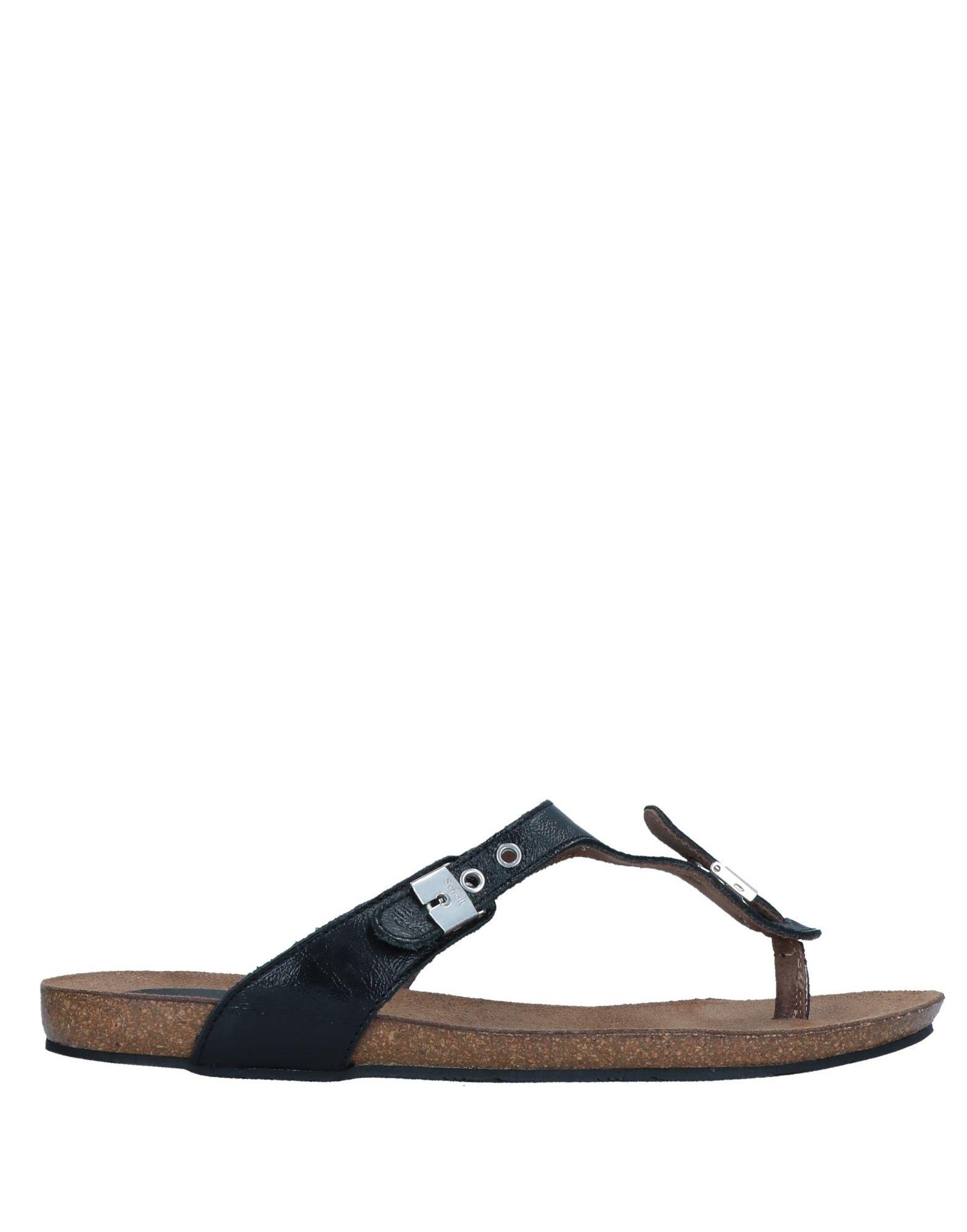 Günstige und modische Schuhe Scholl Dianetten Damen  11548612ON