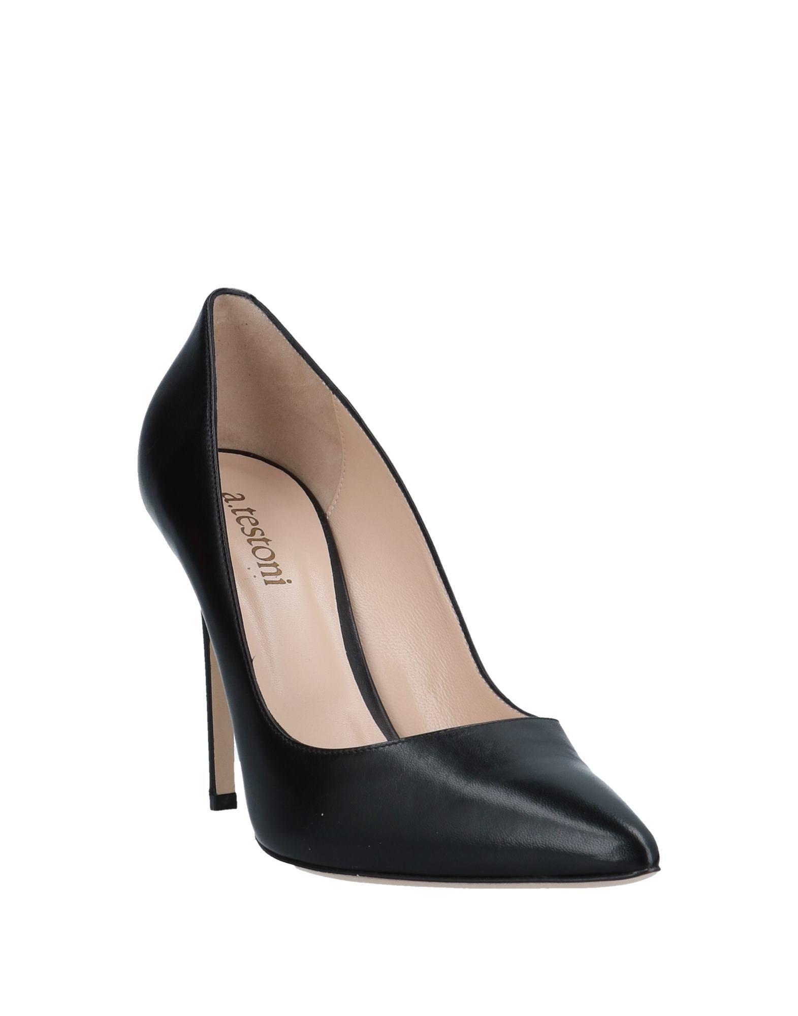 Rabatt Schuhe Schuhe Schuhe A.Testoni Pumps Damen  11548658VR b2e93d