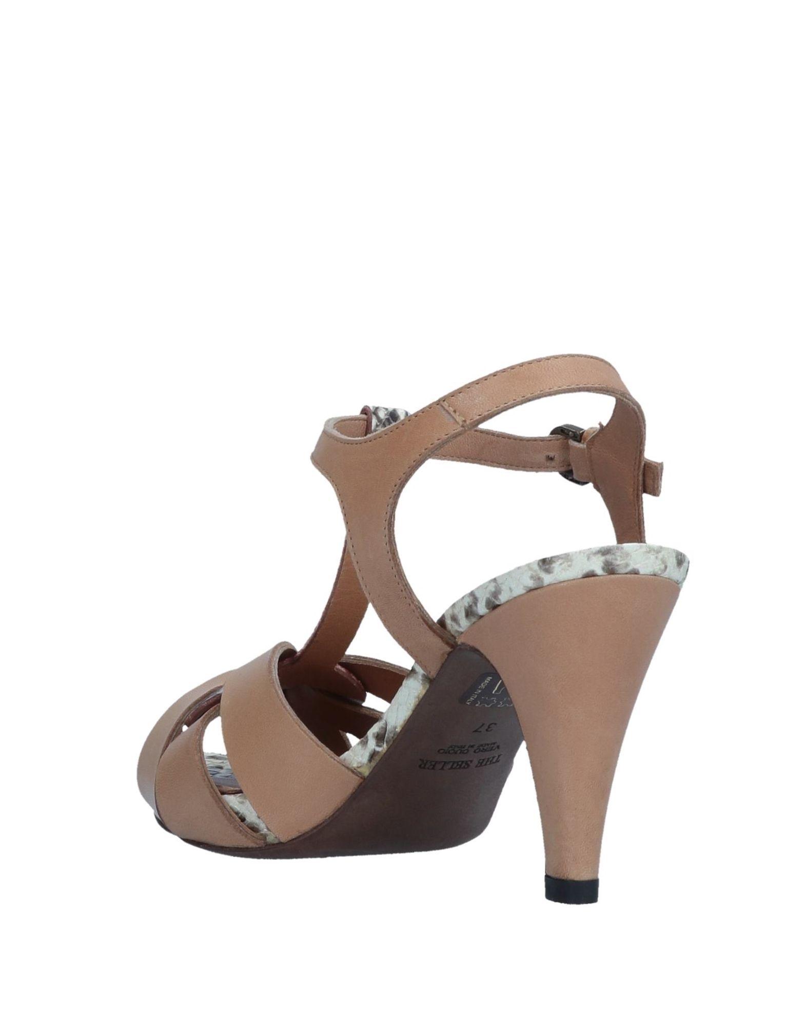 Gut um billige Schuhe zu tragenThe tragenThe tragenThe Seller Sandalen Damen  11548741PO 560074