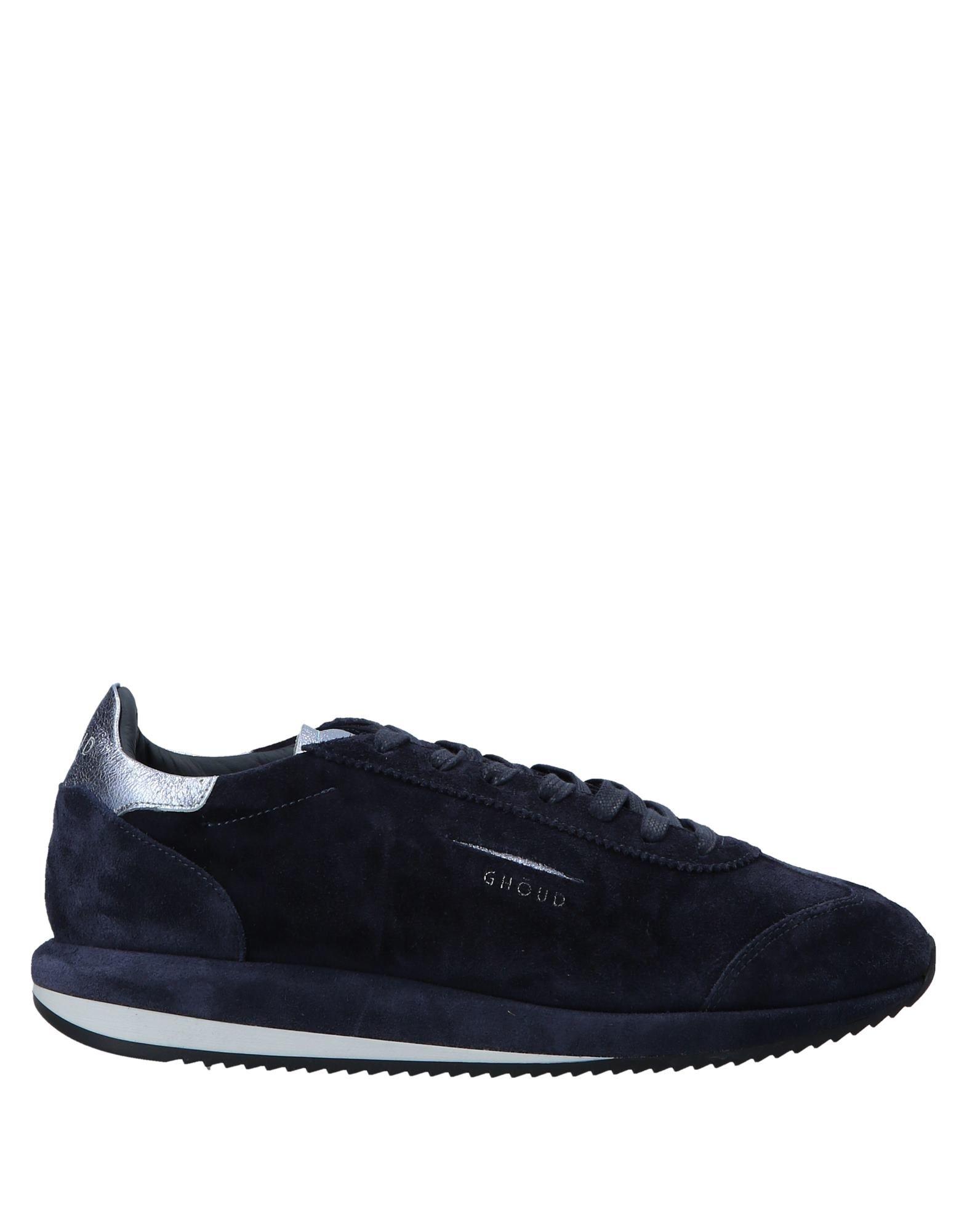 Sneakers Ghōud Venice Homme - Sneakers Ghōud Venice  Vert foncé Chaussures femme pas cher homme et femme
