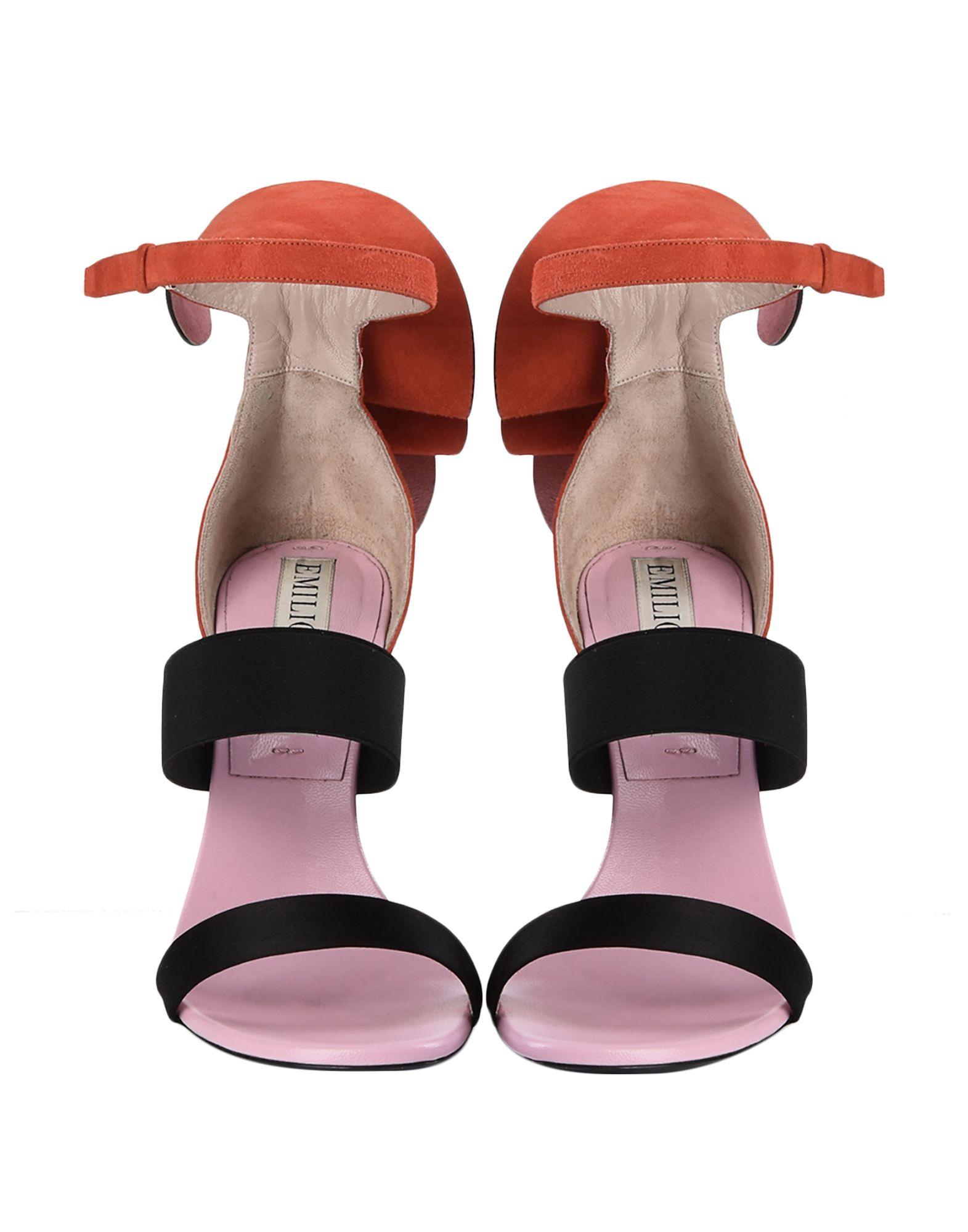 Rabatt Pucci Schuhe Emilio Pucci Rabatt Sandalen Damen  11548933TG f7aff7
