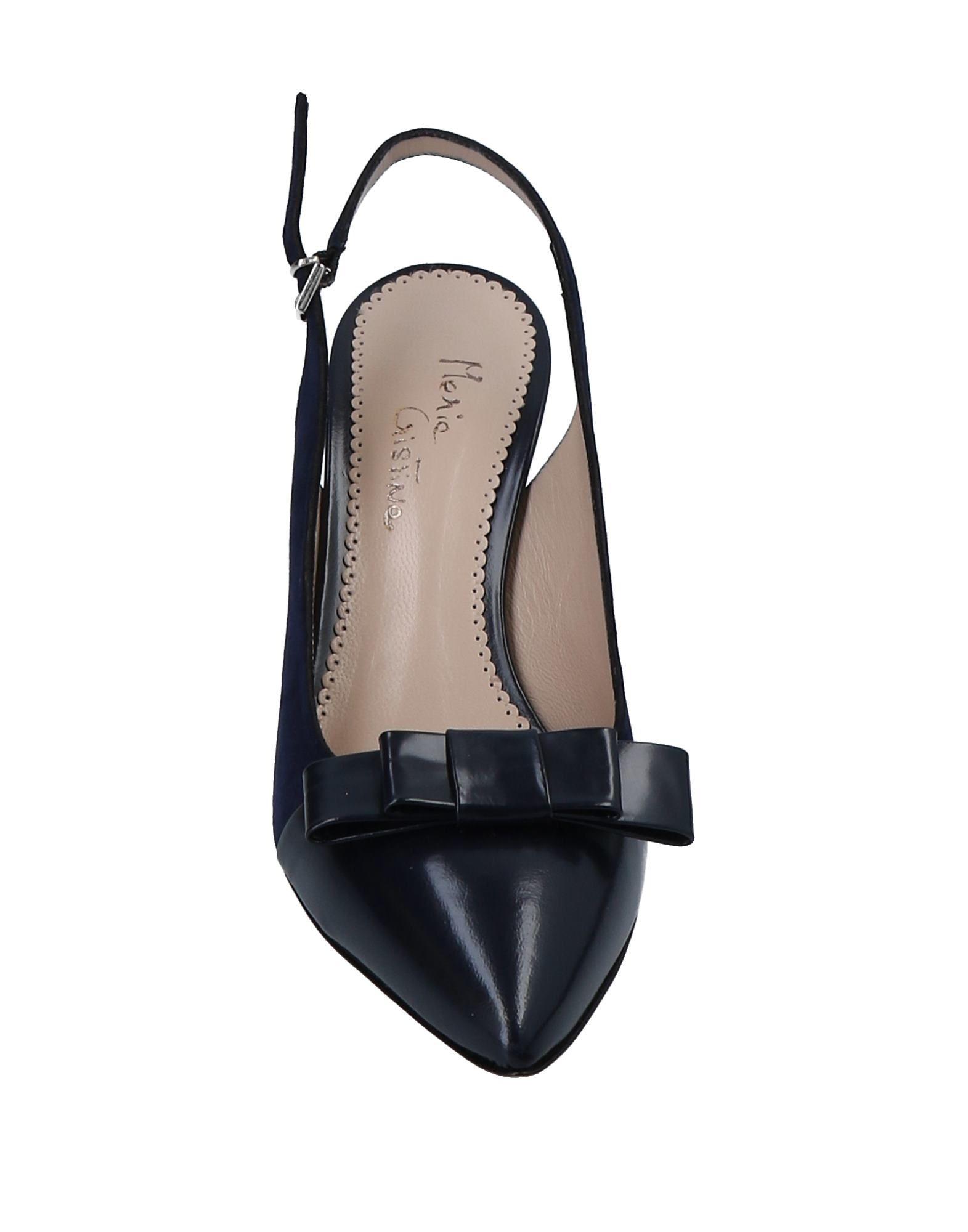 Stilvolle Cristina billige Schuhe Maria Cristina Stilvolle Pumps Damen  11549194MF 631f4d