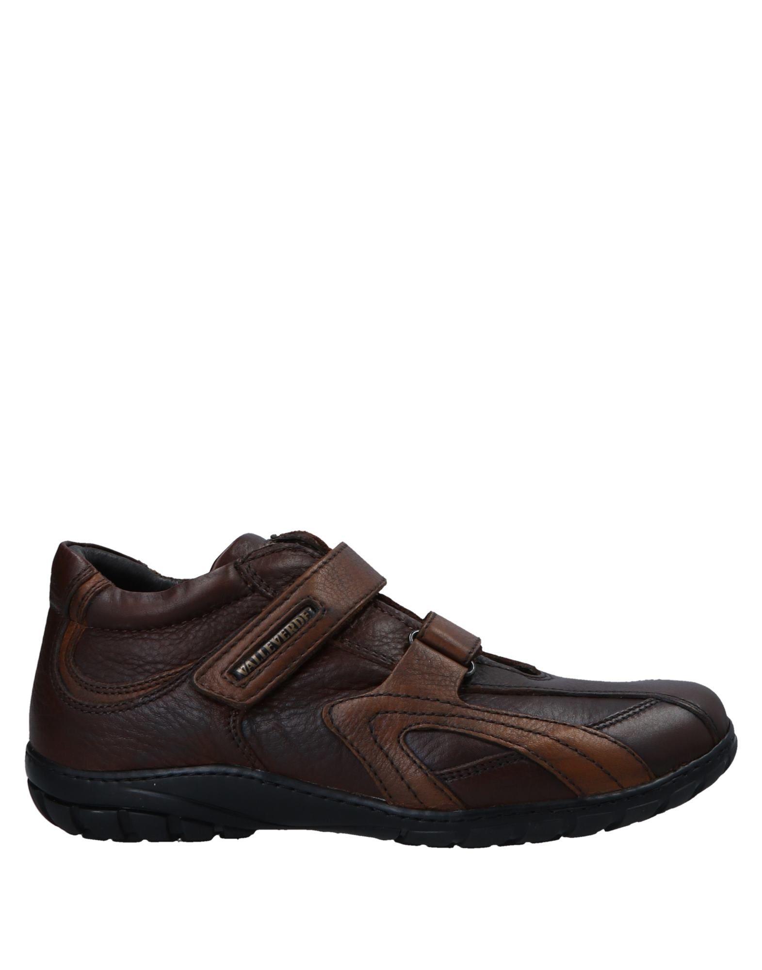 Rabatt echte Schuhe Valleverde Sneakers Herren  11549210FA