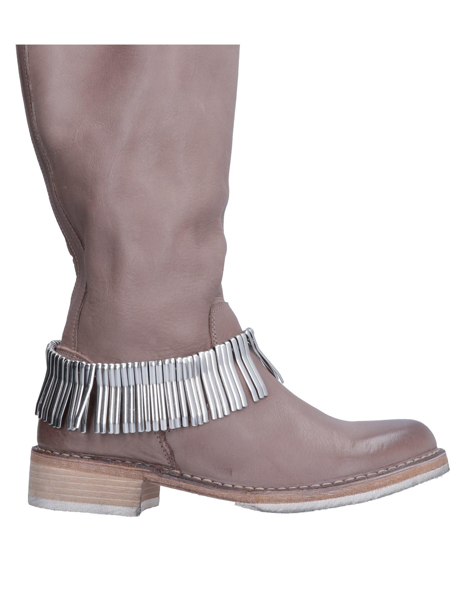 Manila Grace Denim Stiefel Damen  11549219TVGut aussehende strapazierfähige Schuhe