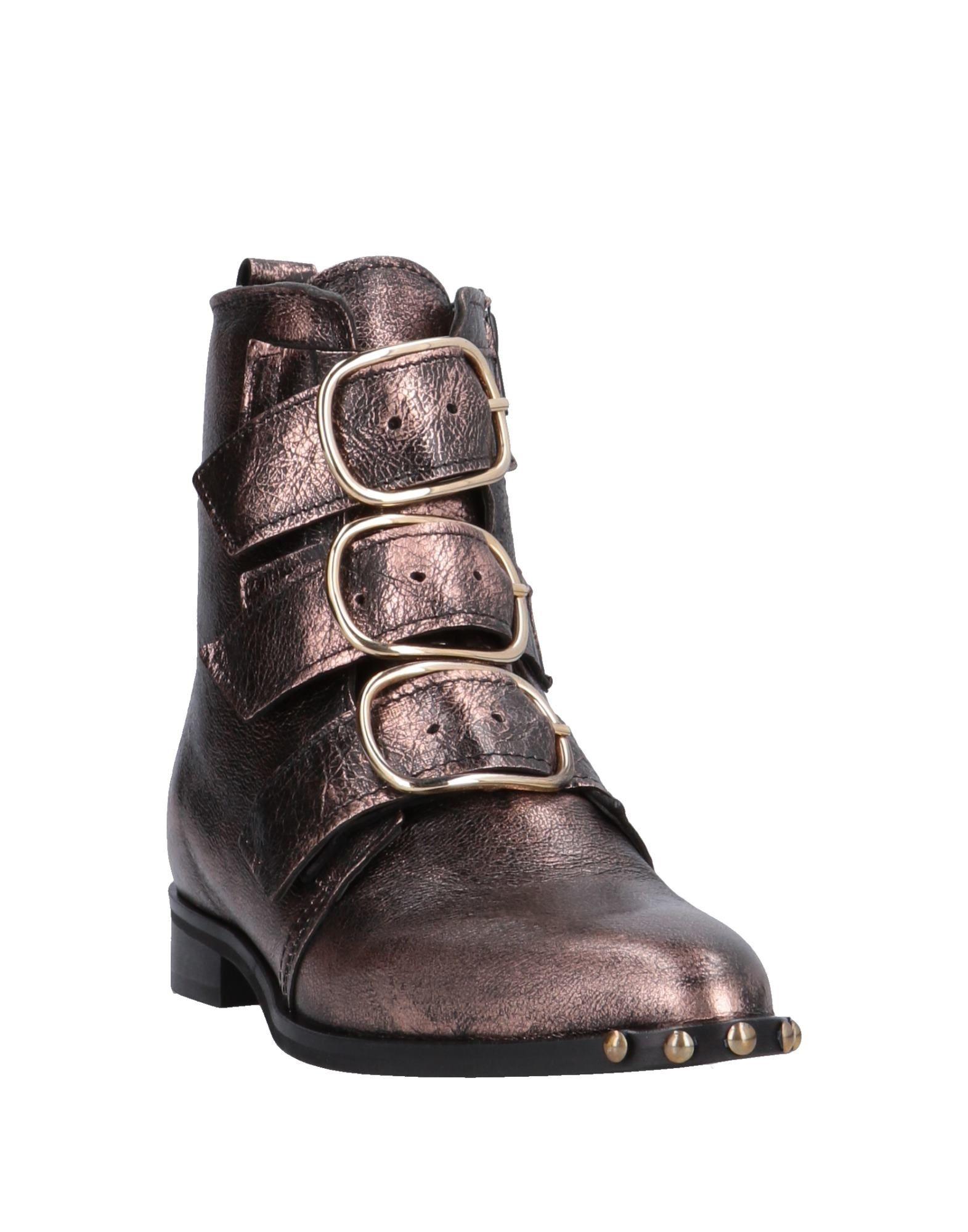 Stilvolle Noy billige Schuhe G.P. Per Noy Stilvolle Bologna Stiefelette Damen 11549261XD 381909