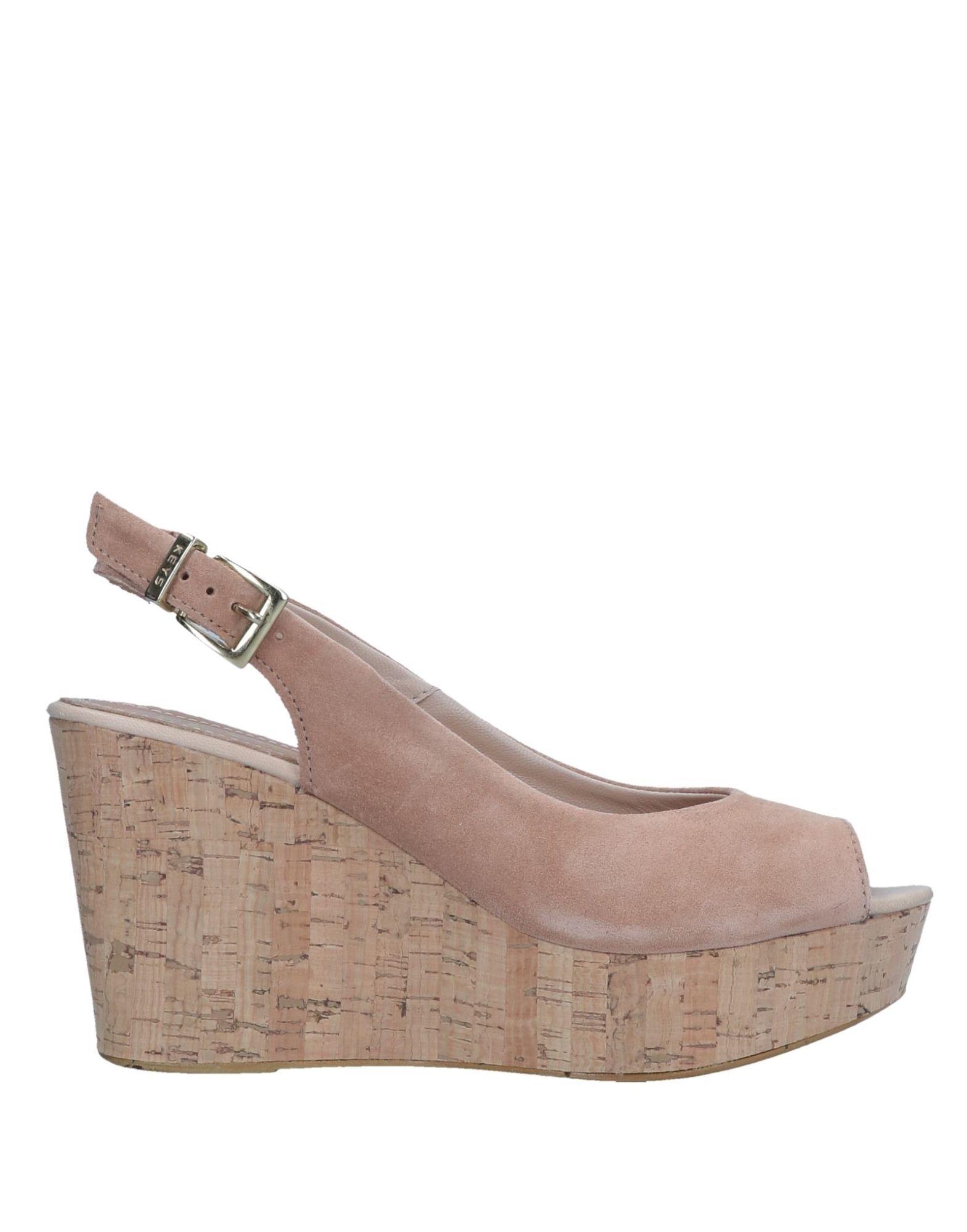 Günstige und modische Schuhe Keys Sandalen Damen  11549317FH