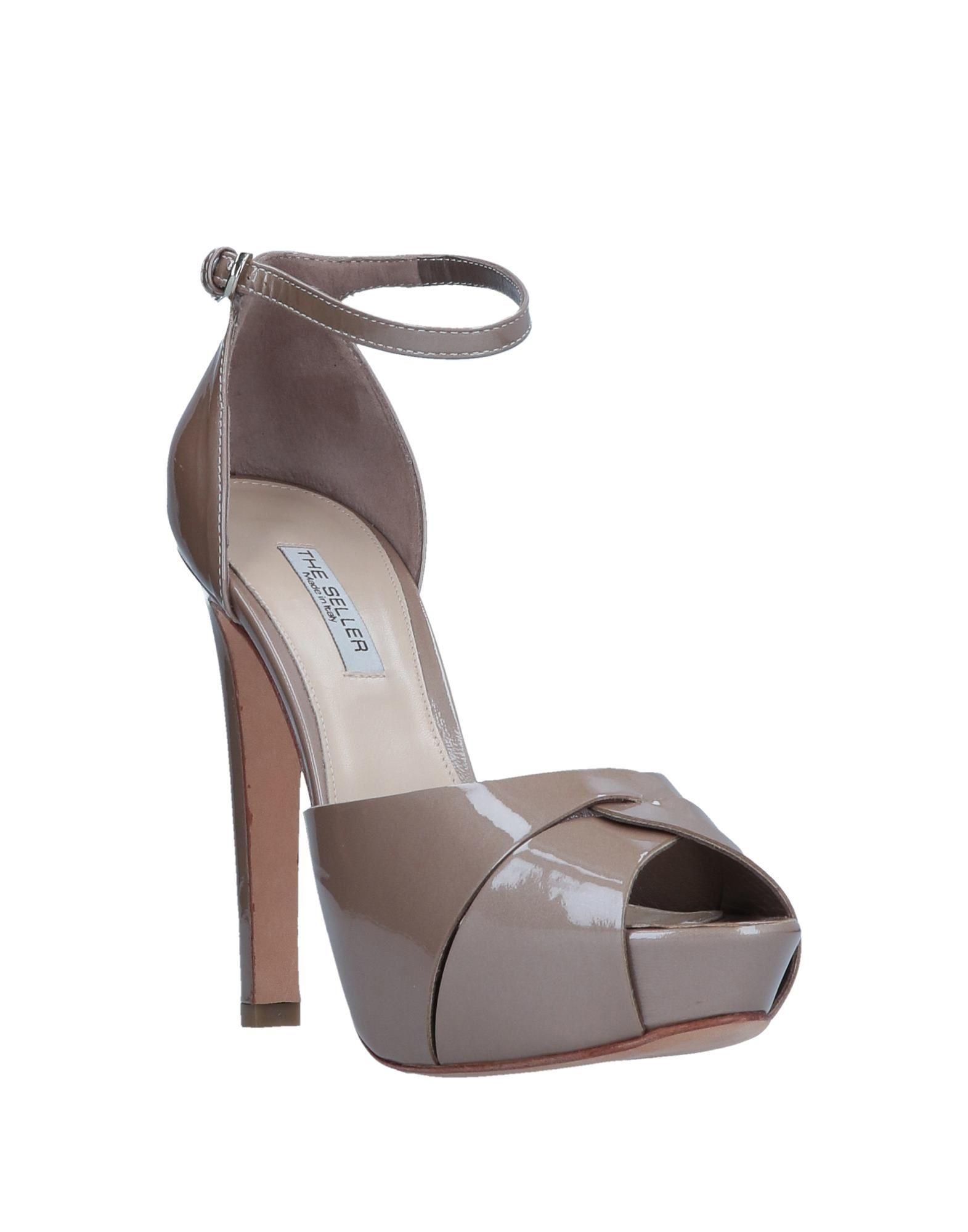 Gut Seller um billige Schuhe zu tragenThe Seller Gut Sandalen Damen  11549420IQ 411695