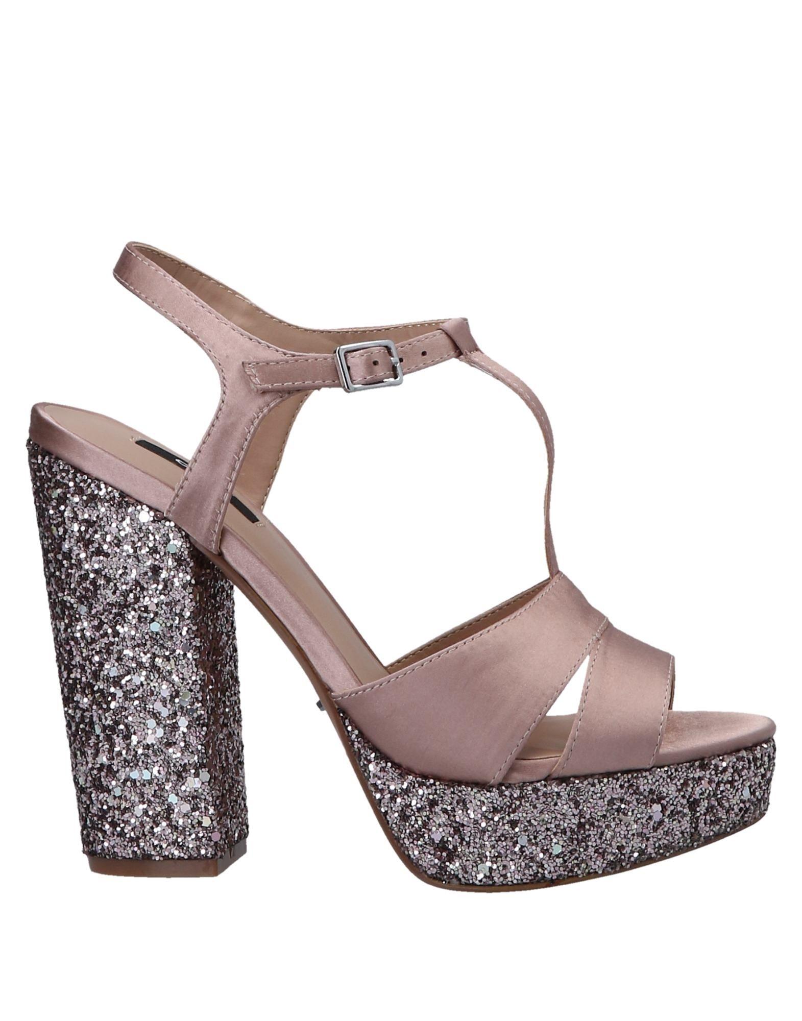 Only Sandalen Gute Damen  11549709WG Gute Sandalen Qualität beliebte Schuhe 5cd4f9