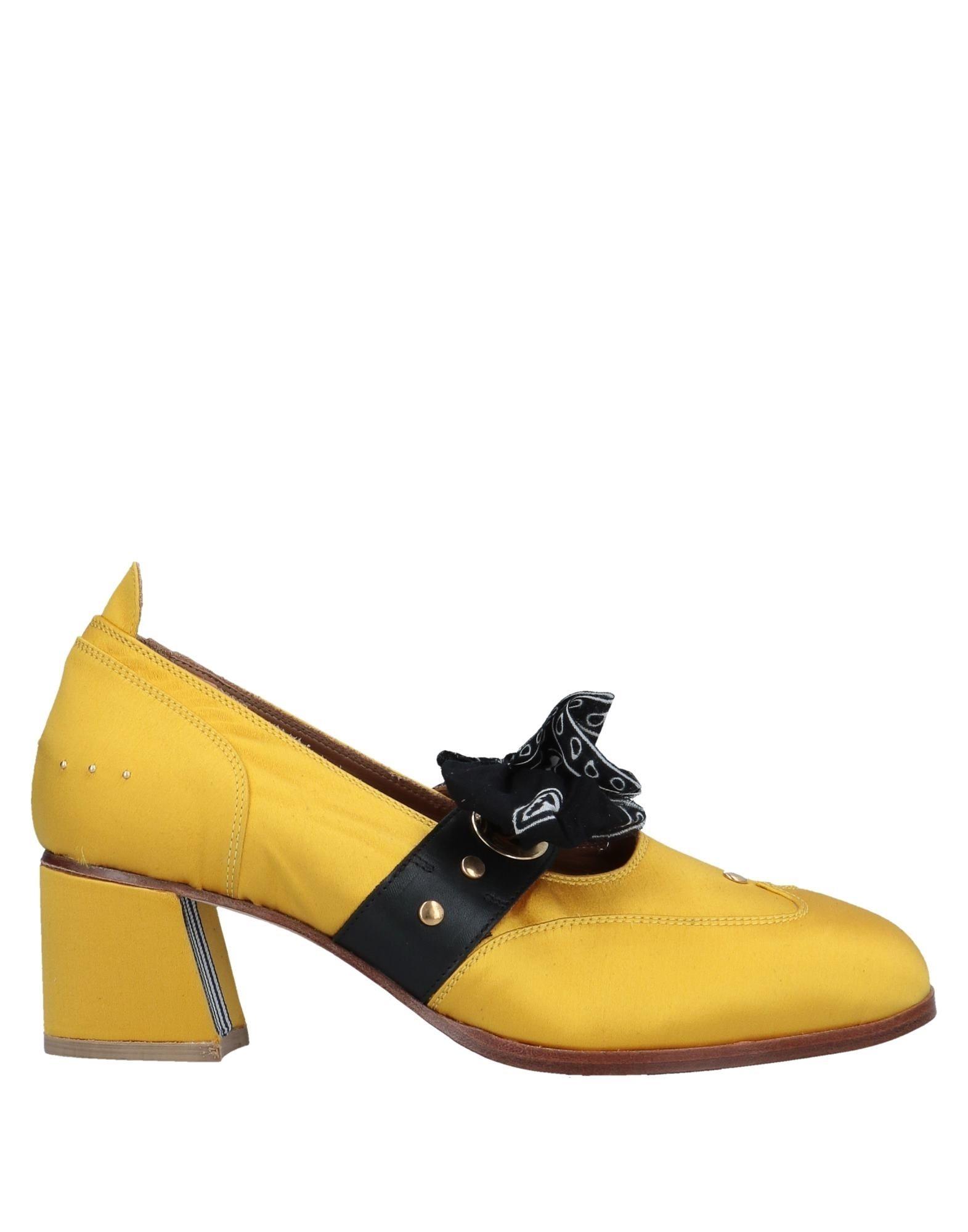 modelo más vendido Salón de la marcaZapato De Salón vendido L'f Shoes Mujer - Salones L'f Shoes  Amarillo 7c0d29