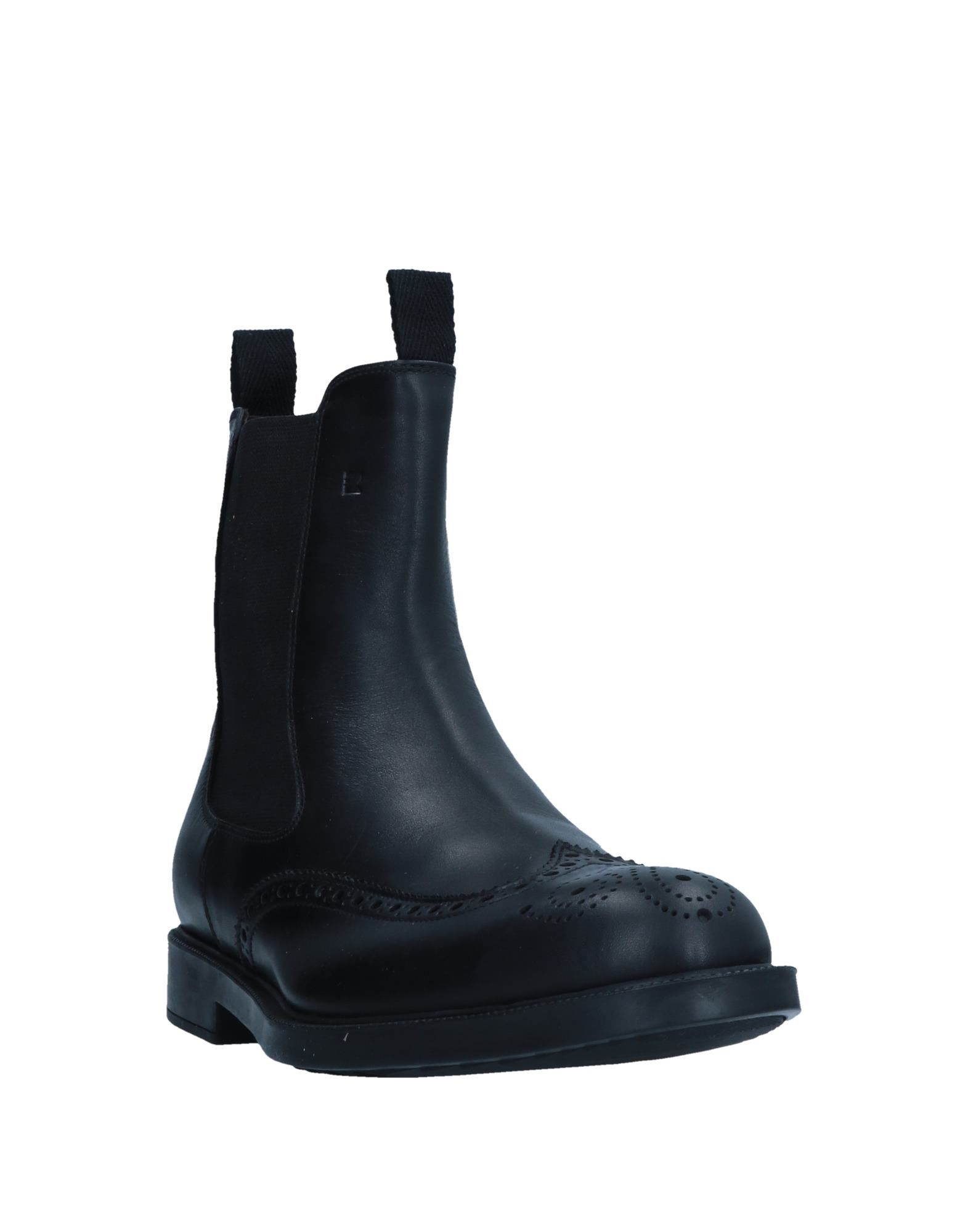 Fratelli Rossetti Stiefelette Qualität Herren  11550087BK Gute Qualität Stiefelette beliebte Schuhe 66eb0a