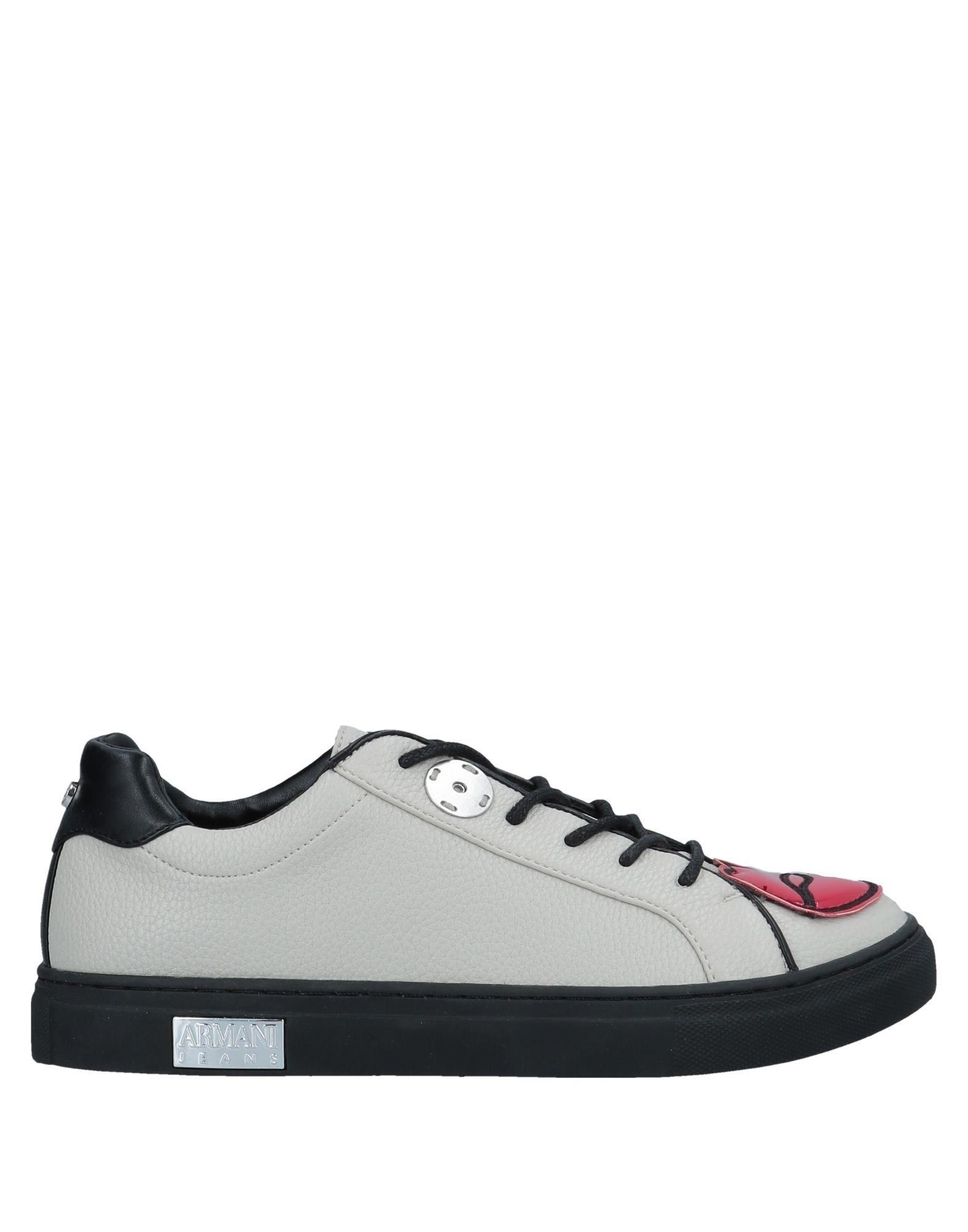 Stilvolle billige Sneakers Schuhe Armani Jeans Sneakers billige Damen  11550108AN 65b69d