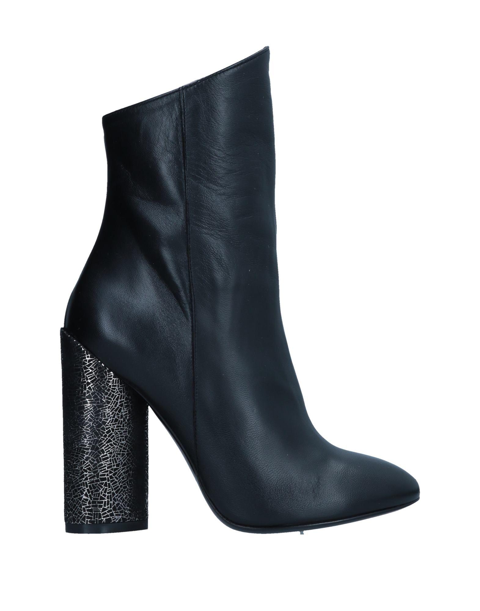 new product 16510 dfeef Bottine Parents Femme - Bottines Parents Noir Chaussures casual sauvages