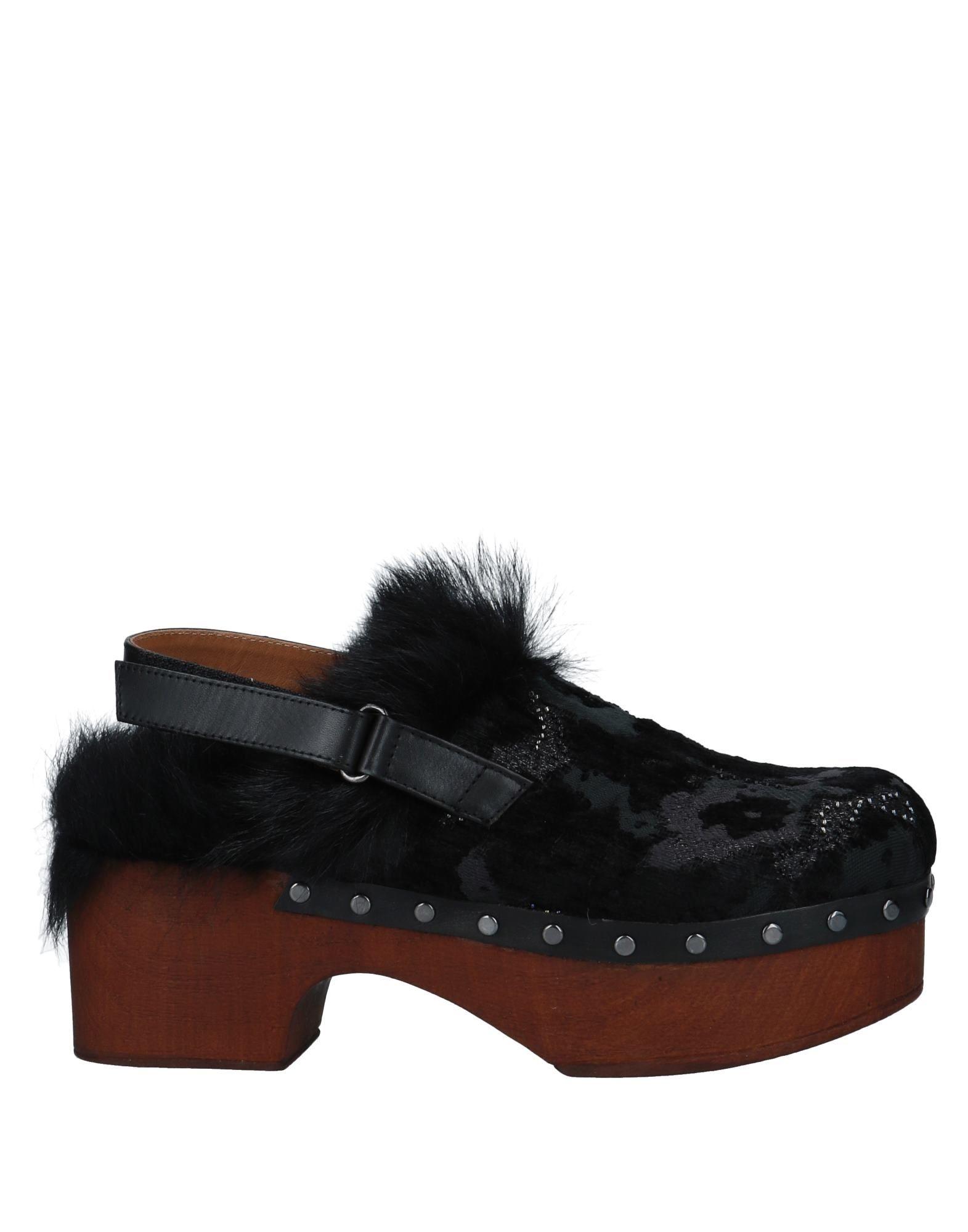 Coral Blue Pantoletten Damen  11550185ON Gute Qualität beliebte Schuhe