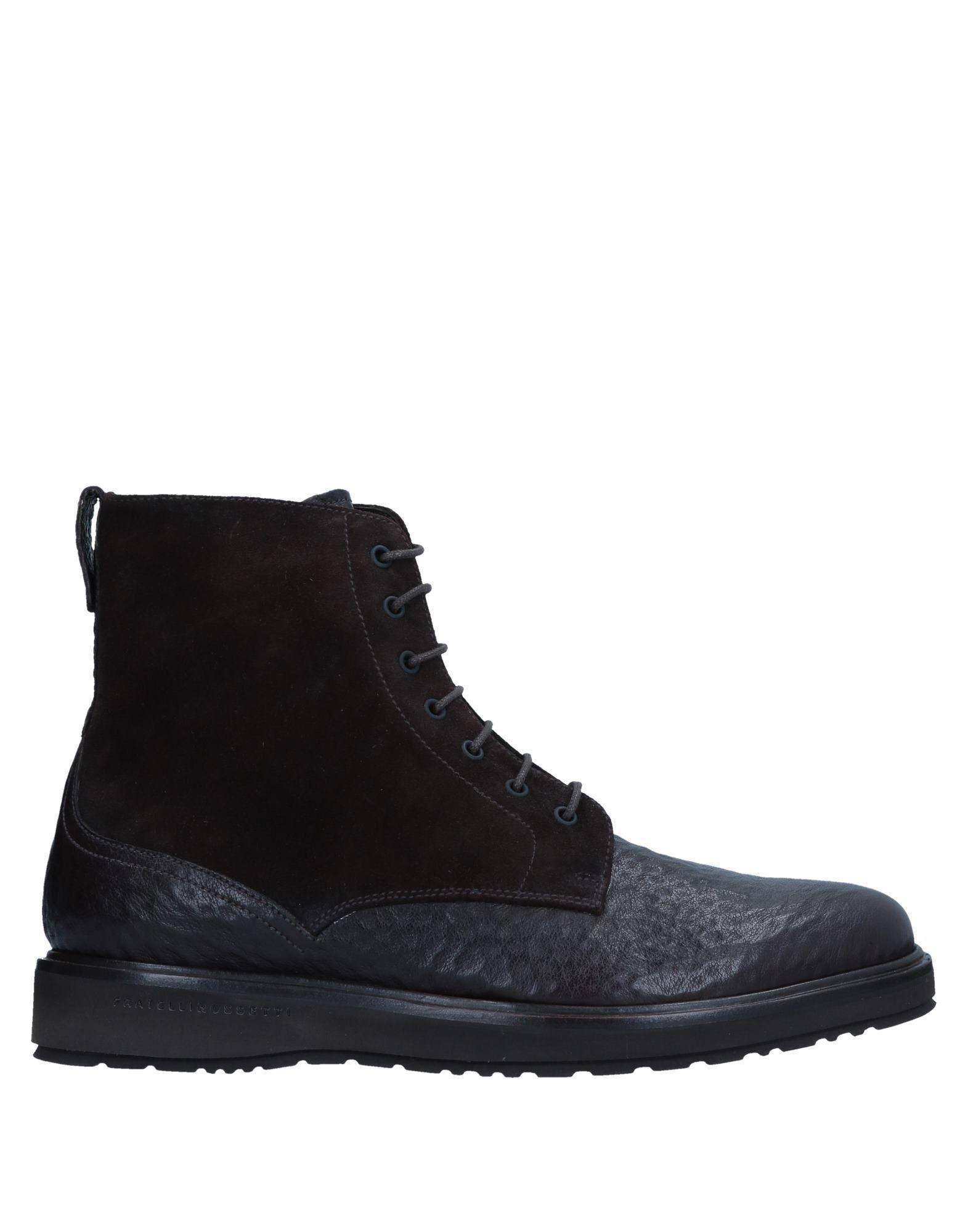 Bottine Fratelli Rossetti Homme - Bottines Fratelli Rossetti  Moka Les chaussures les plus populaires pour les hommes et les femmes