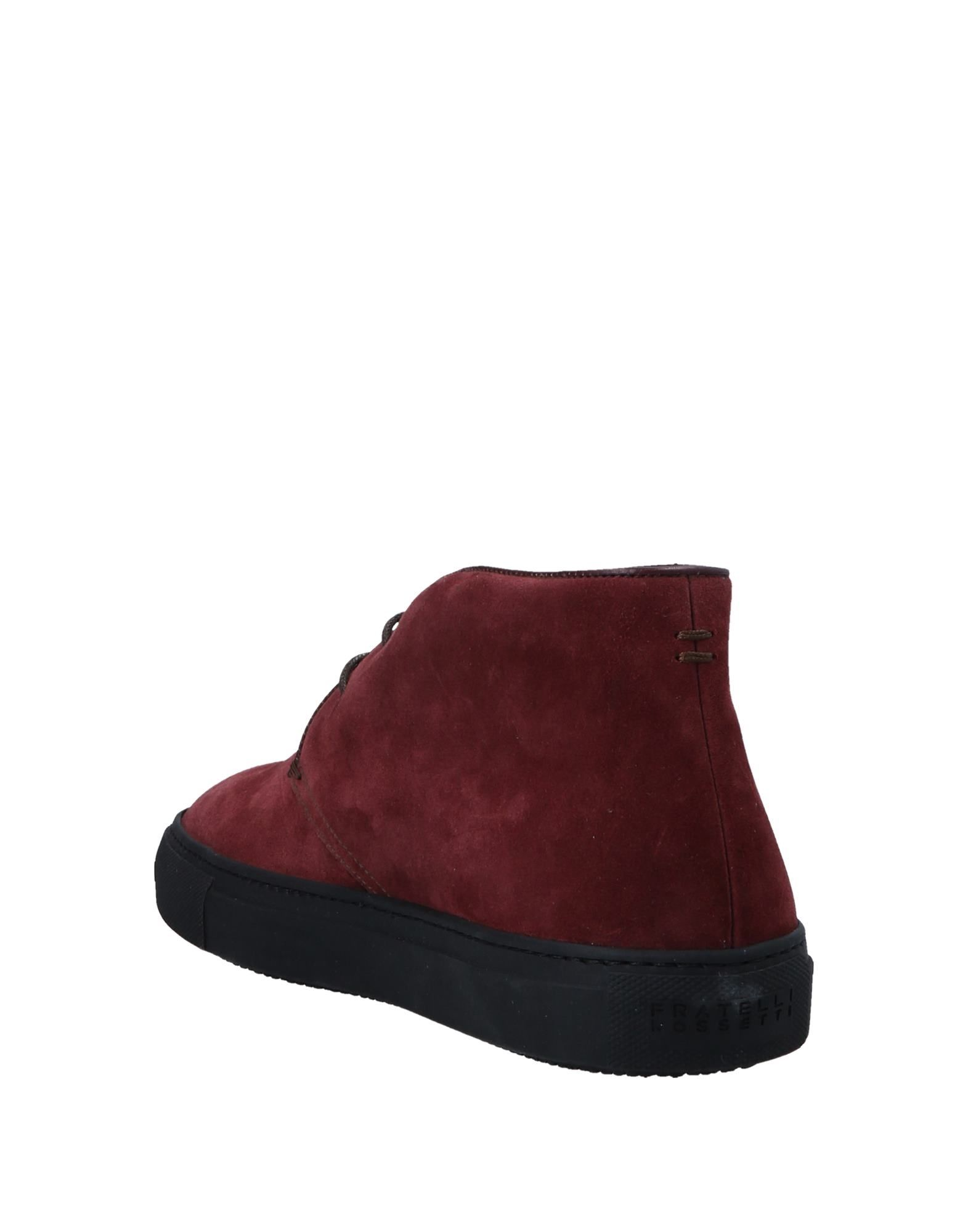 Fratelli Rossetti Stiefelette Herren  11550240UA Gute Qualität beliebte Schuhe