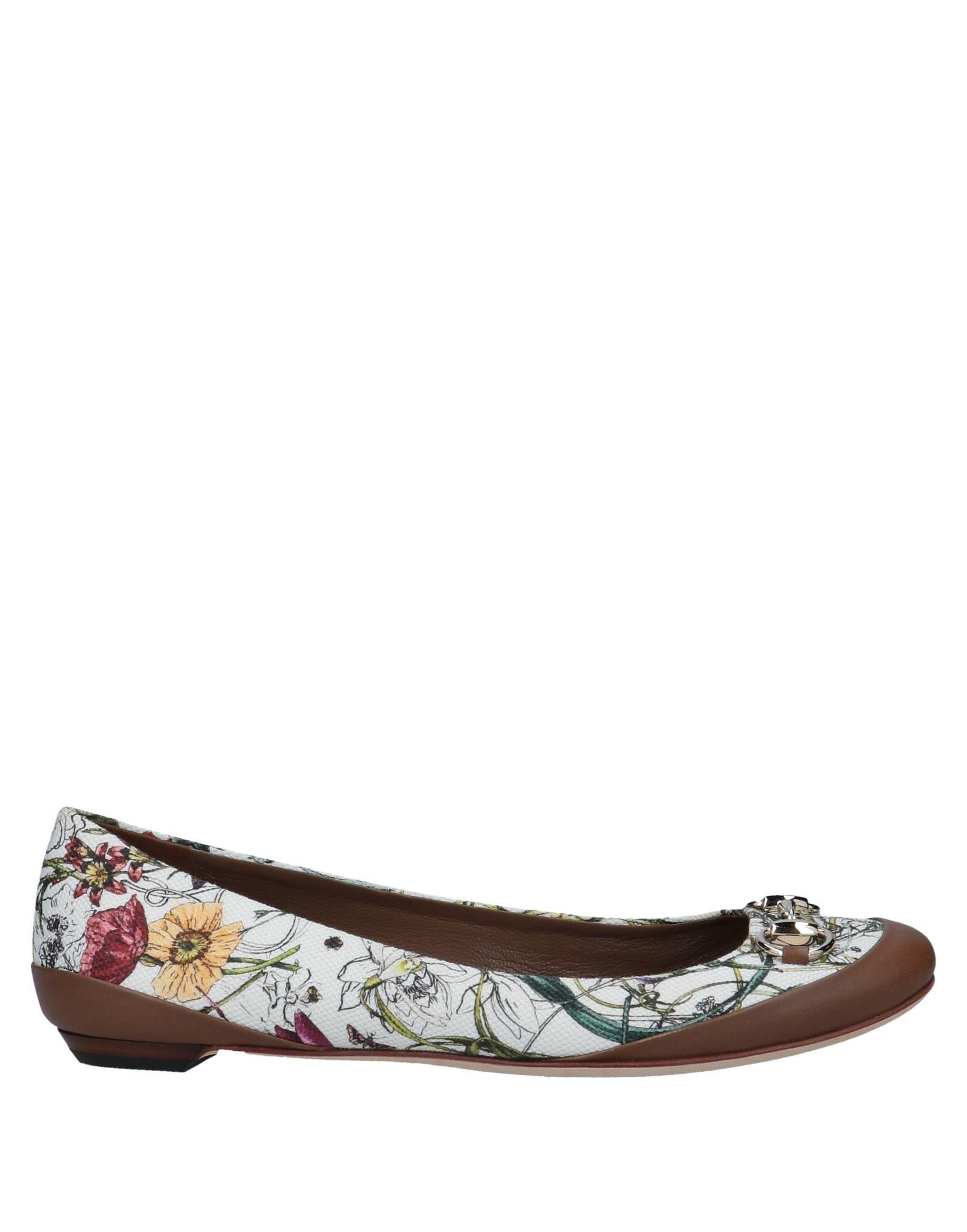 Rabatt Schuhe 11550291KS Gucci Ballerinas Damen  11550291KS Schuhe 2c7438
