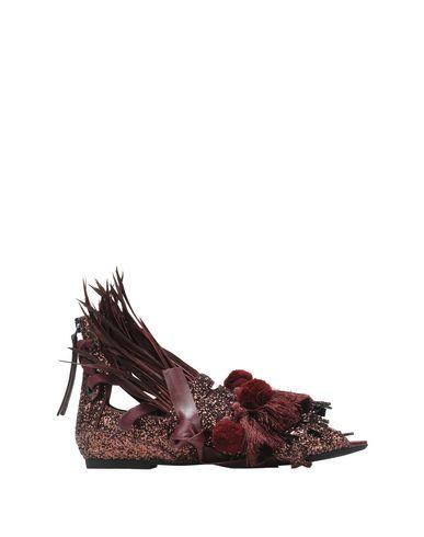 Sandales N° 21 N° 21 Bordeaux qcBHnUpOw