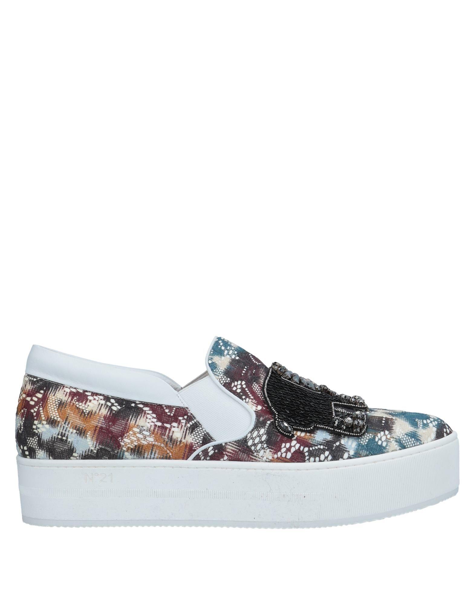 N° 21 Sneakers - - - Women N° 21 Sneakers online on  United Kingdom - 11550335OH 3732bd