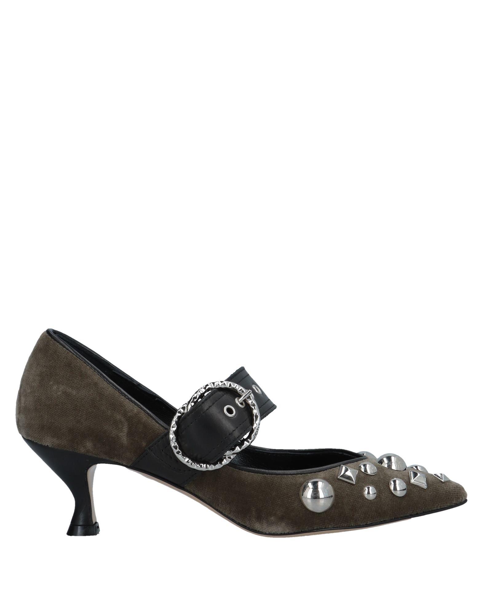 Mivida Mivida Mivida Pumps Damen  11550368PE Gute Qualität beliebte Schuhe 857dde
