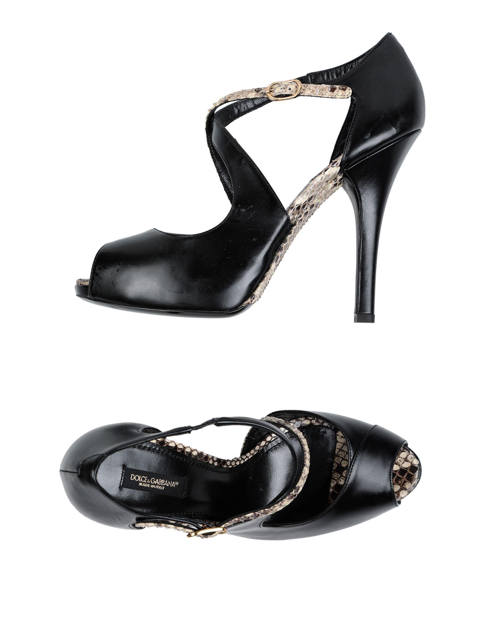 Dolce & Damen Gabbana Sandalen Damen & Gutes Preis-Leistungs-Verhältnis, es lohnt sich e5b724