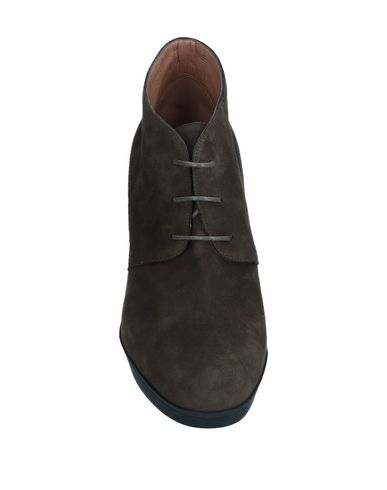 Chaussures Lacets Rossetti Fratelli Vert À Militaire SwBF51