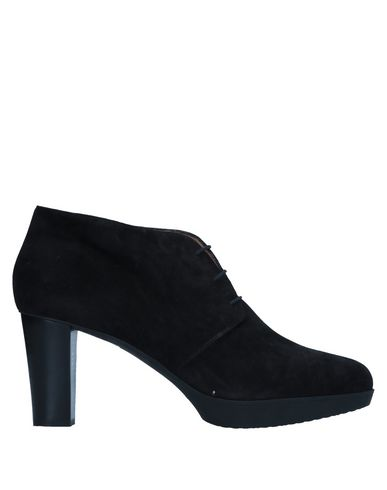Fratelli Chaussures À Noir Rossetti Lacets 4Rg4w