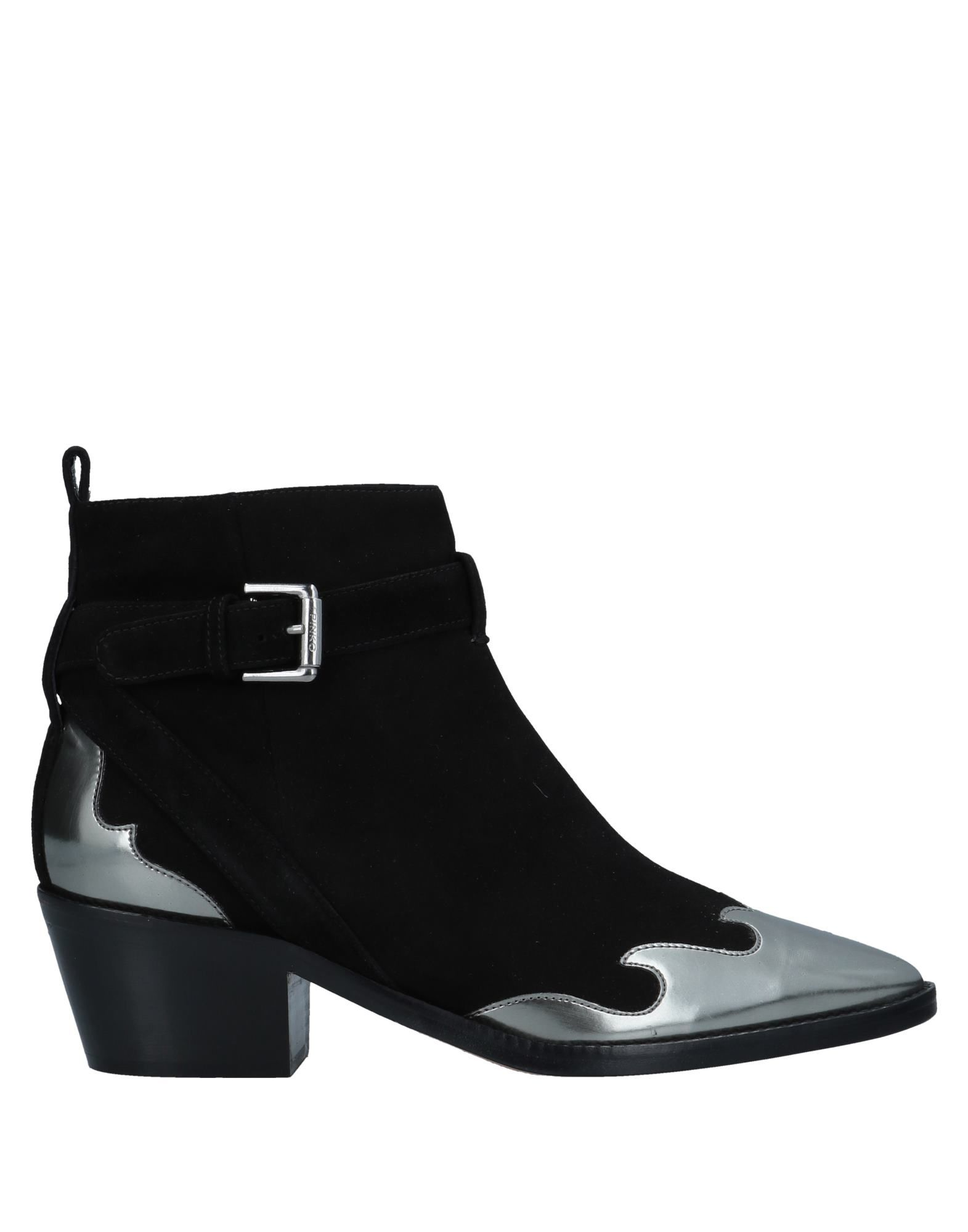Pinko Stiefelette strapazierfähige Damen  11550557REGut aussehende strapazierfähige Stiefelette Schuhe 3a0072