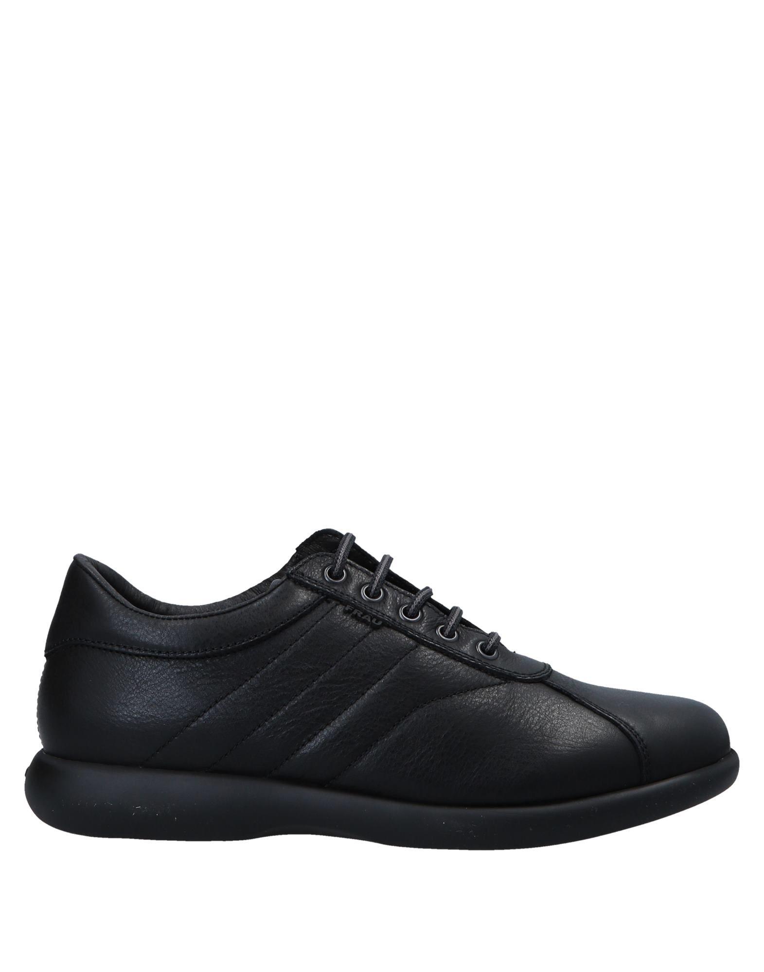 Sneakers Fx Frau Homme - Sneakers Fx Frau  Noir Meilleur modèle de vente